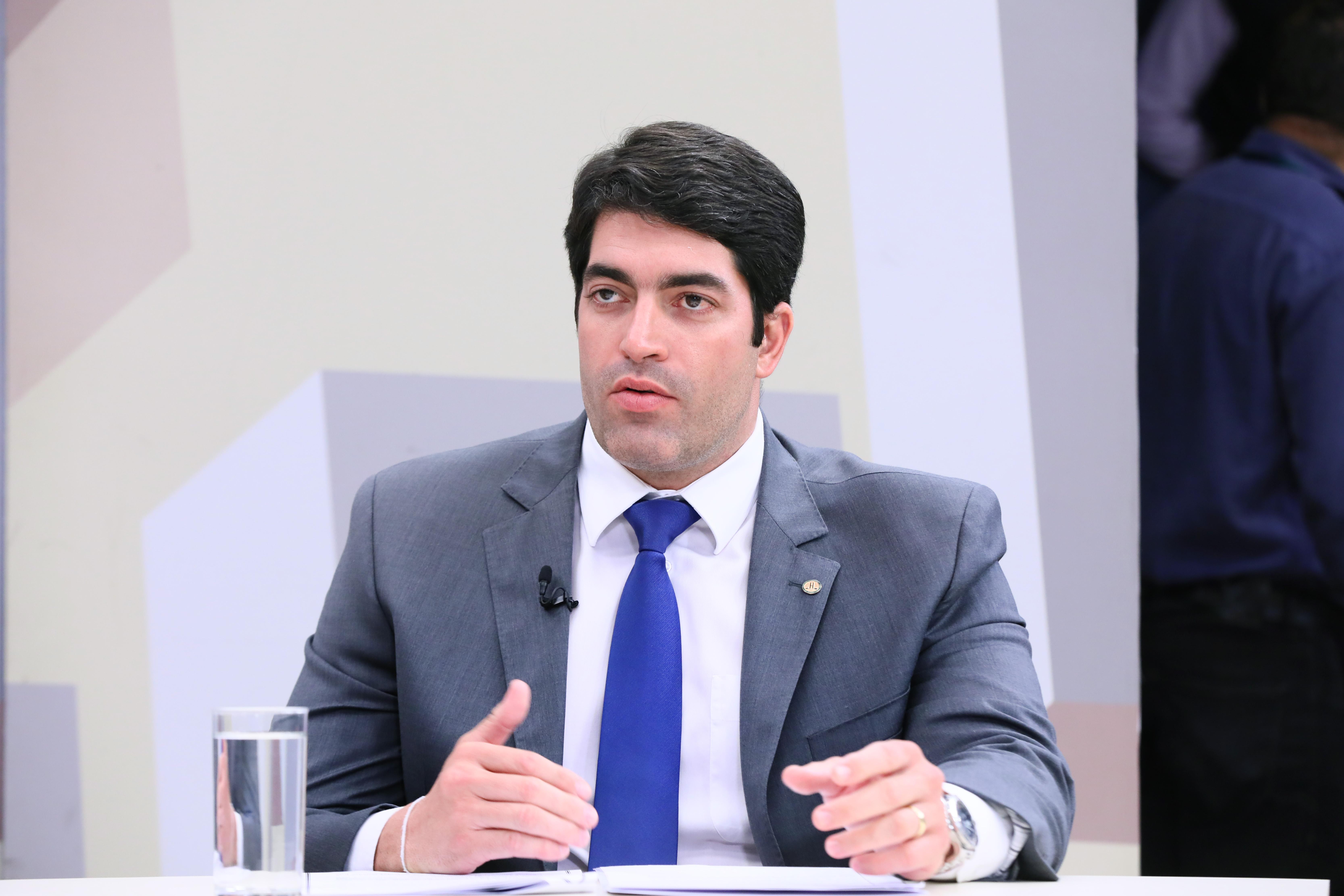 O Expressão Nacional debate a falta de saneamento. Dep. Otto Alencar Filho (PSD/BA)