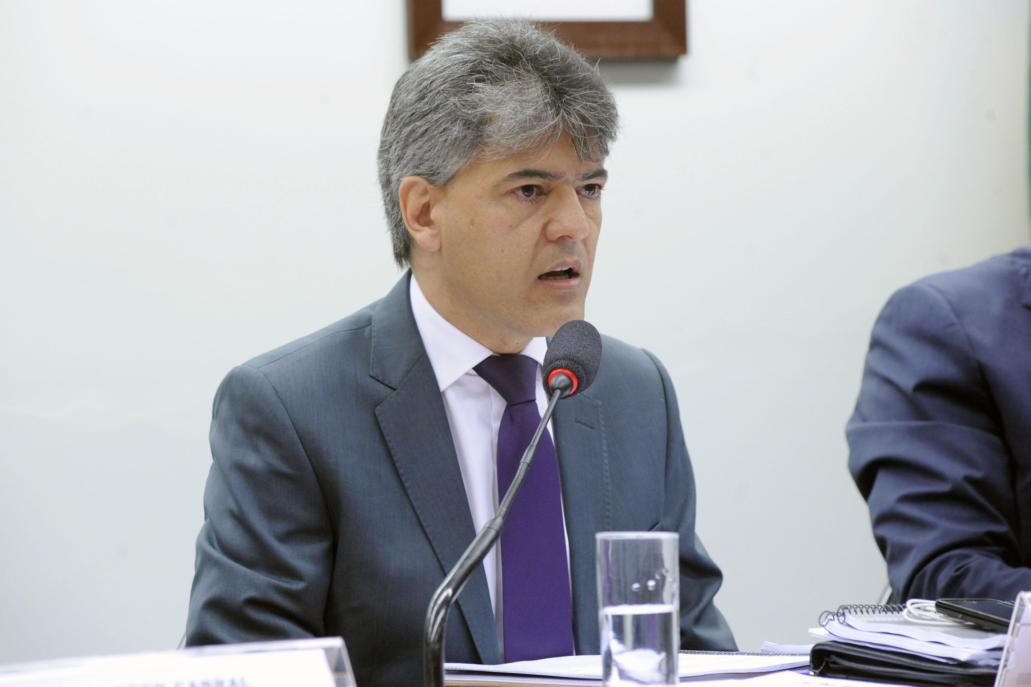 Audiência pública para debater aspectos técnicos da reforma previdenciária. Secretário-Adjunto de Previdência do Ministério da Economia, Narlon Gutierre Nogueira