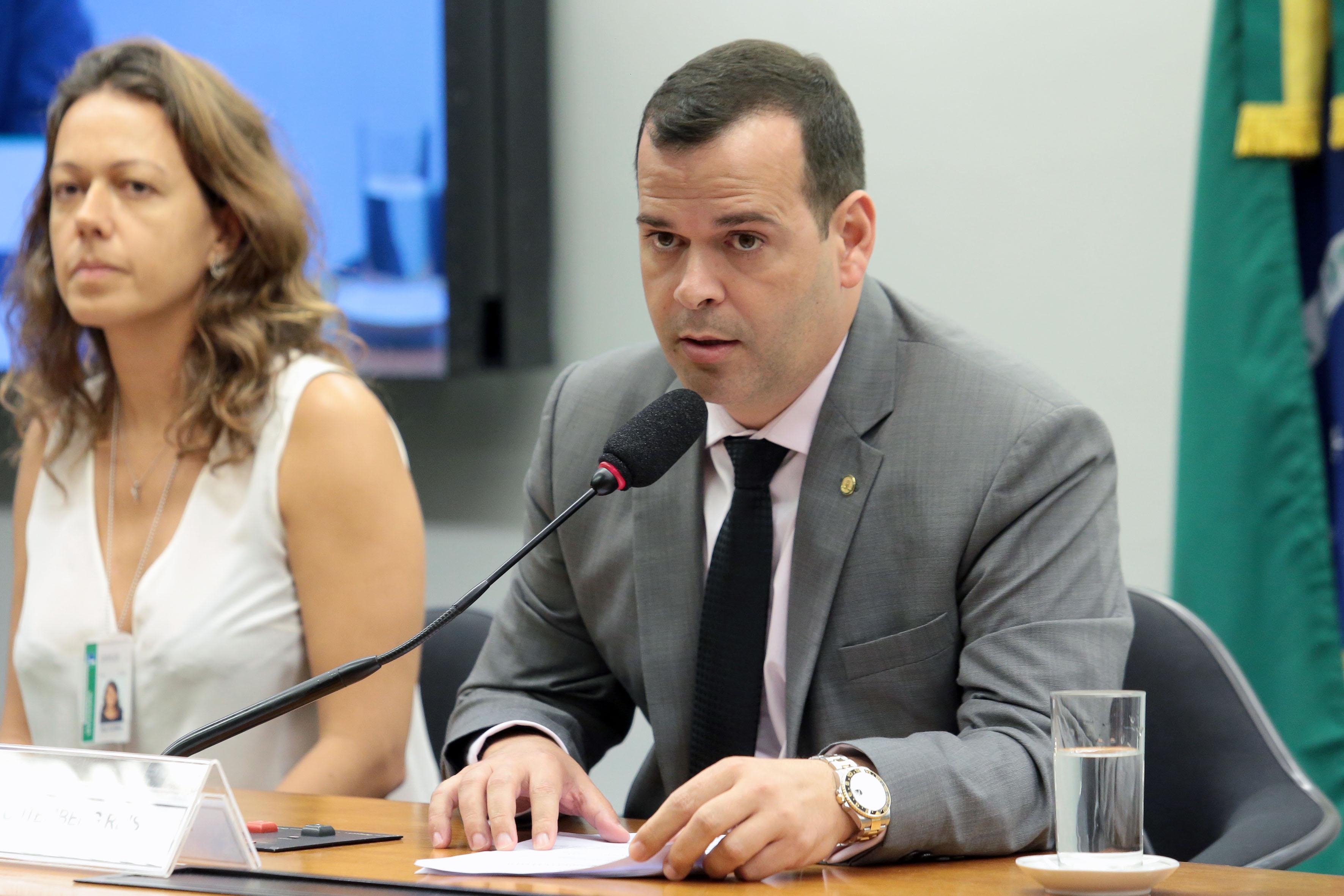 Instalação e Eleição do presidente e dos vice-presidentes. Dep. Gutemberg Reis (MDB - RJ)
