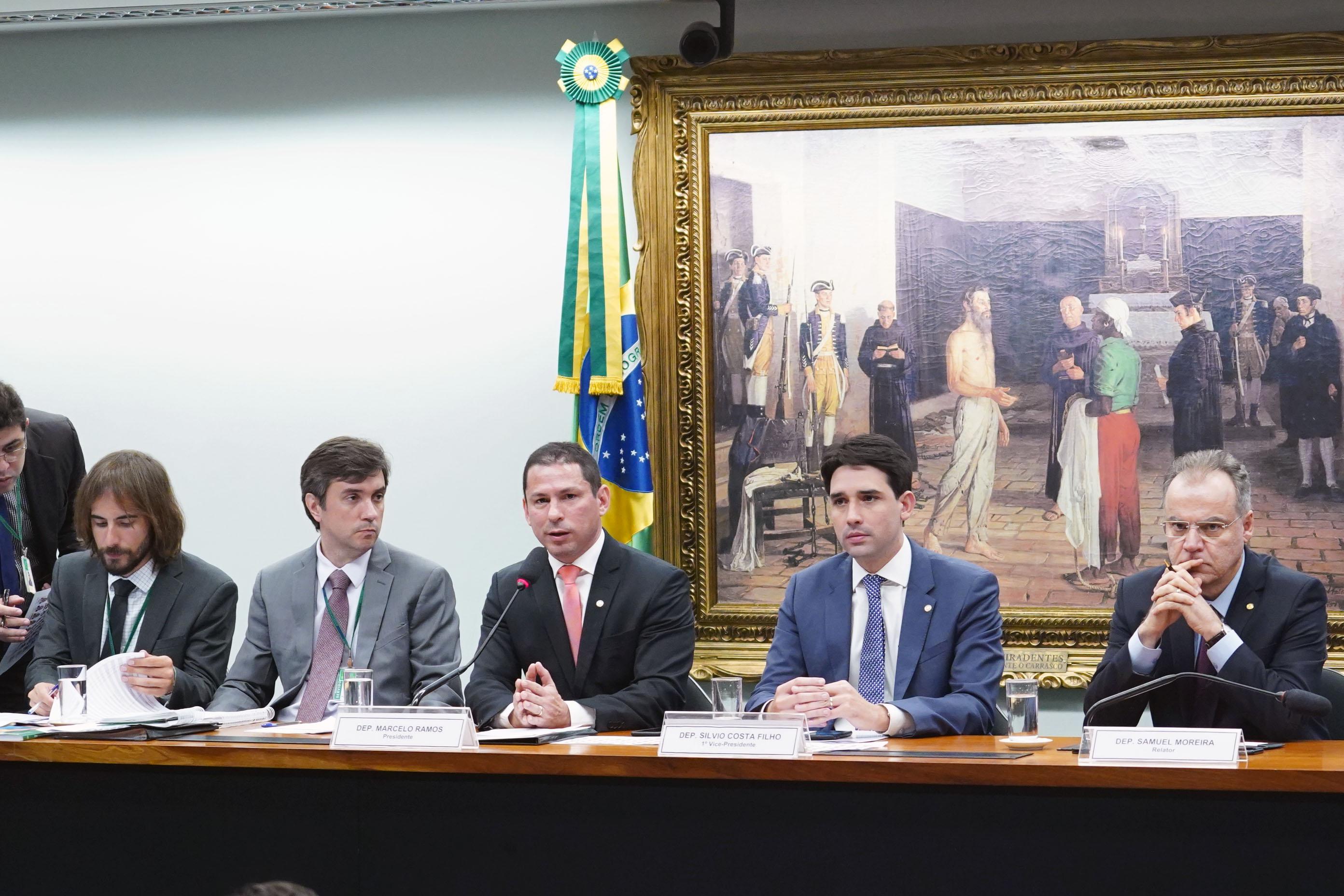 Instalação da Comissão especial da reforma da Previdência e eleição do presidente e dos vice-presidentes