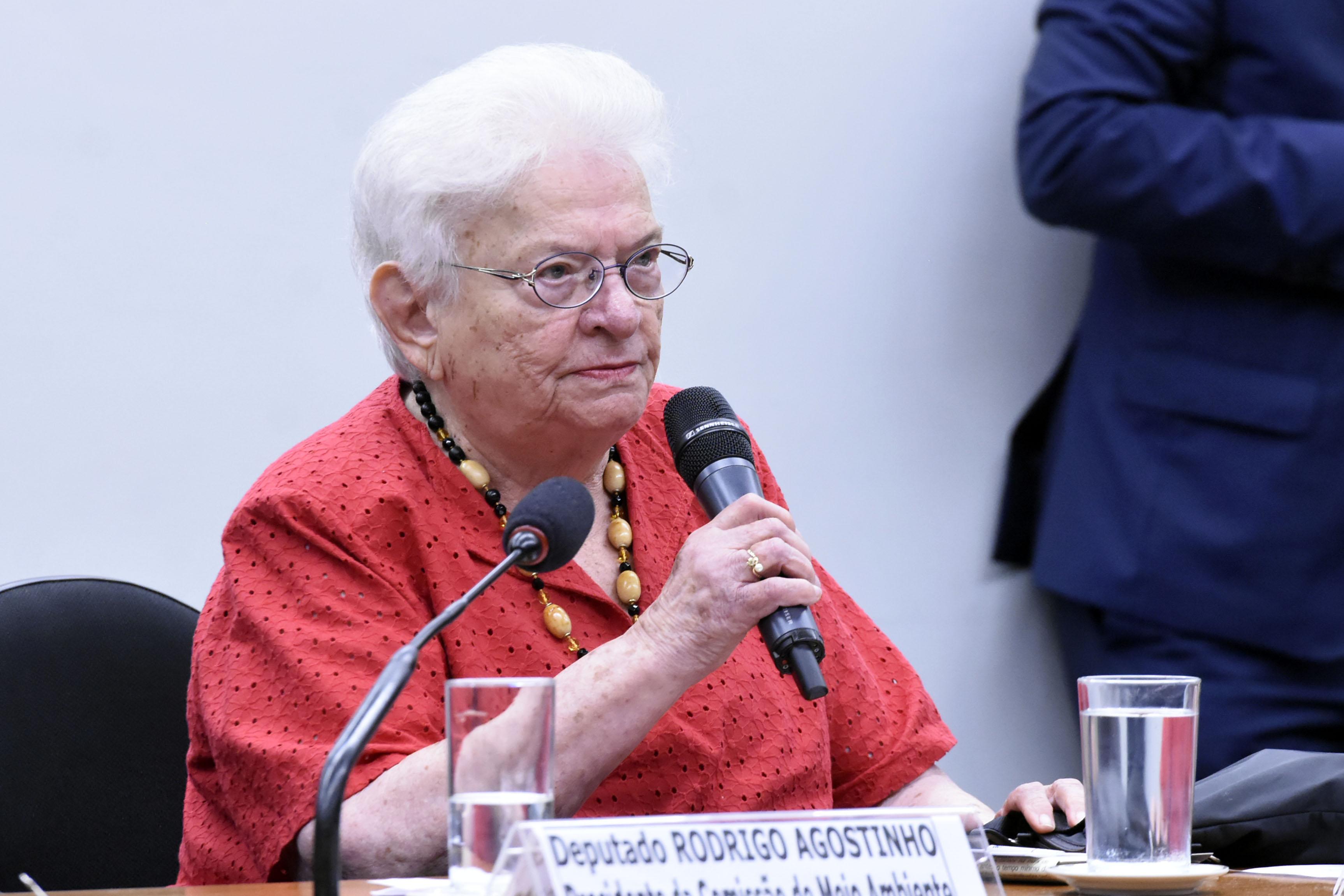 Audiência pública sobre o papel dos povos indígenas na proteção do meio ambiente e desenvolvimento sustentável. Dep. Luiza Erundina (PSOL - SP)
