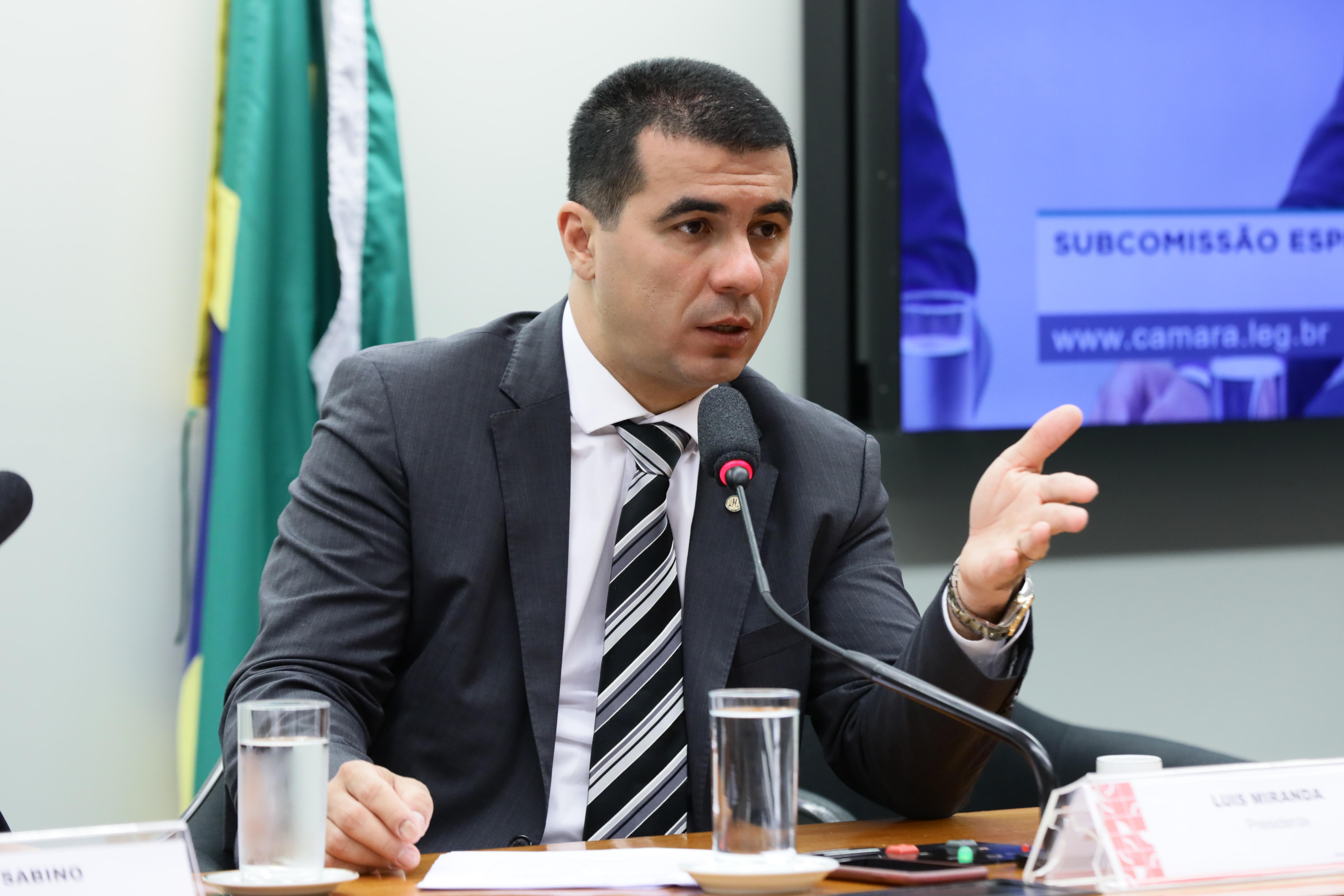 Reunião Extraordinária. Dep. Luis Miranda (DEM-DF)