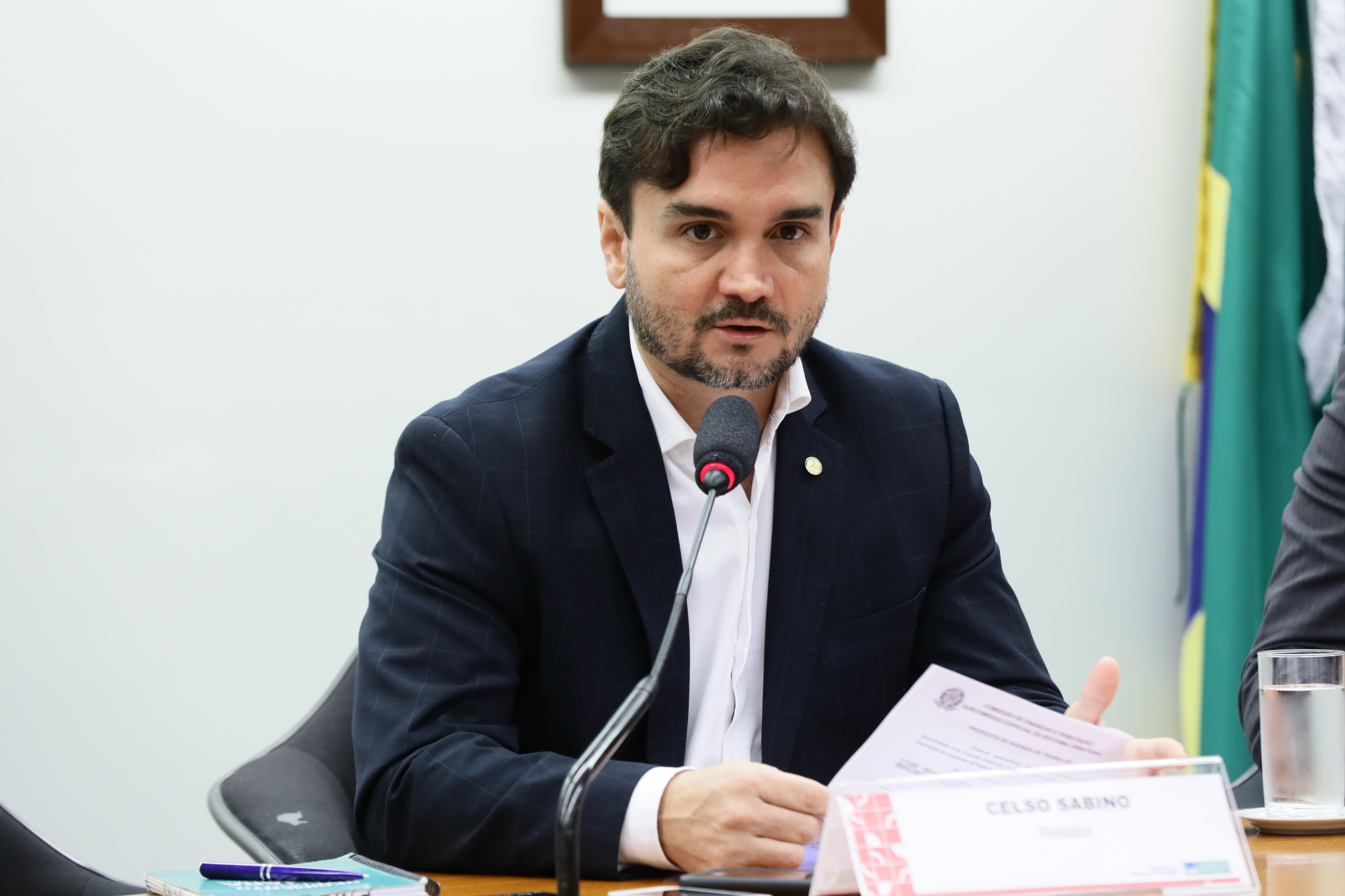Reunião Extraordinária. Dep. Celso Sabino (PSDB-PA)