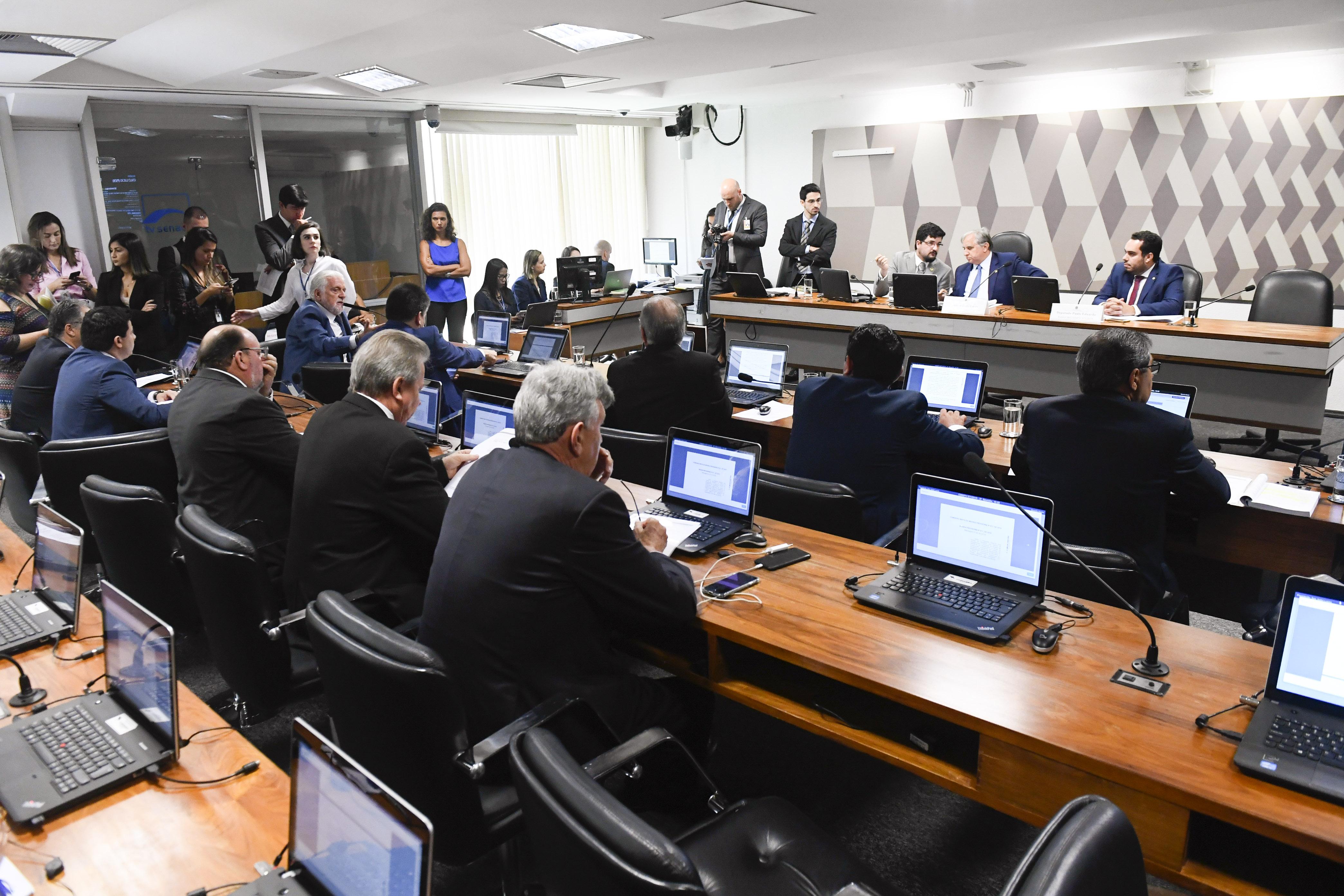 Reunião da Comissão Mista da Medida Provisória 871/19