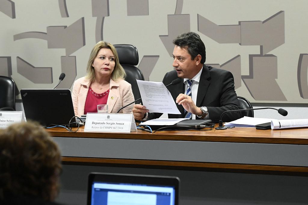 Comissão especial da MP 867/18