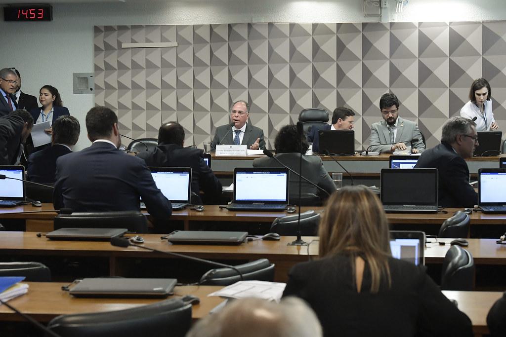 Comissão Mista MP 870 - estabelece a organização básica dos órgãos da Presidência da República e dos ministérios