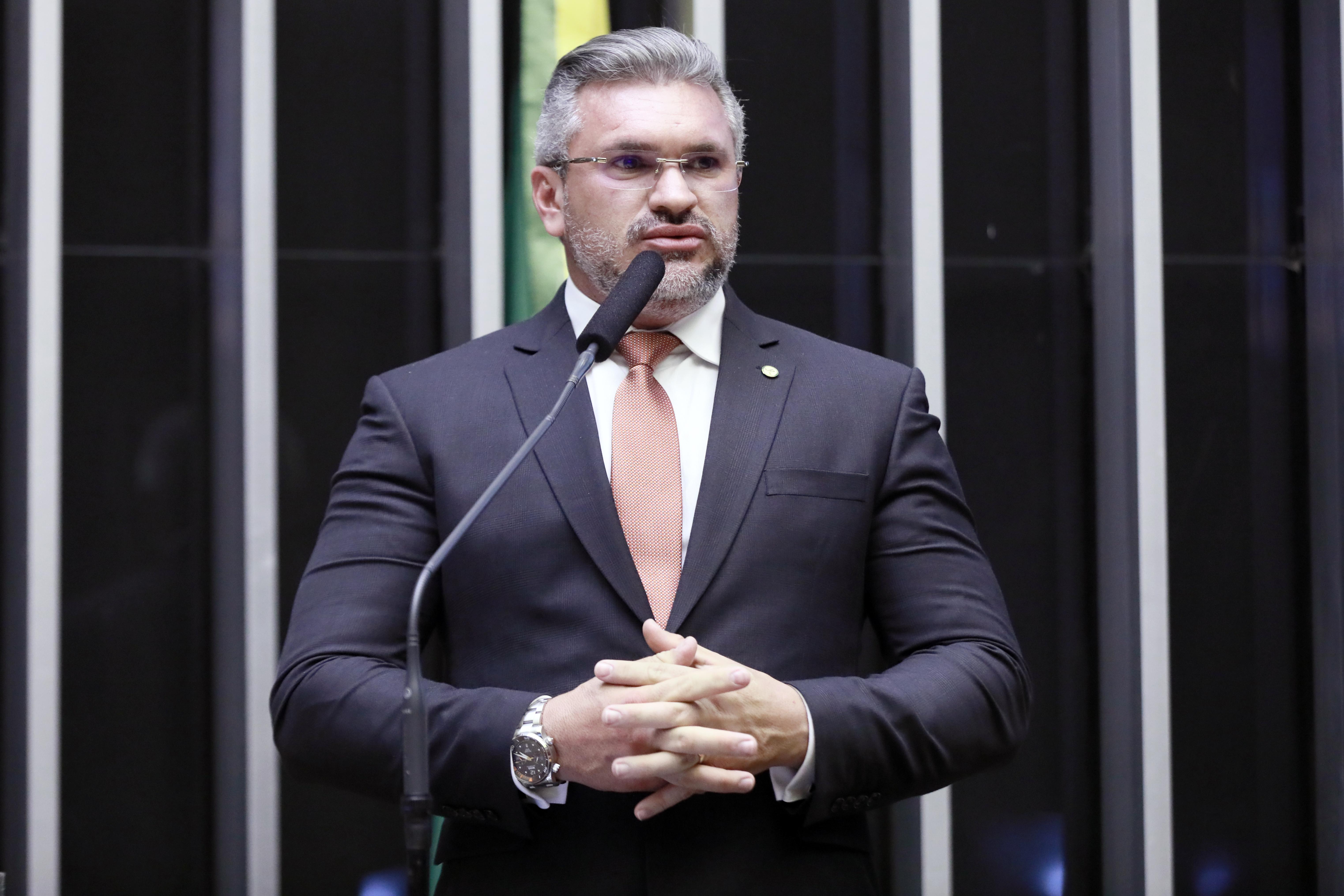 Ordem do dia para discussão e votação de diversos projetos. Dep. Julian Lemos (PSL - PB)