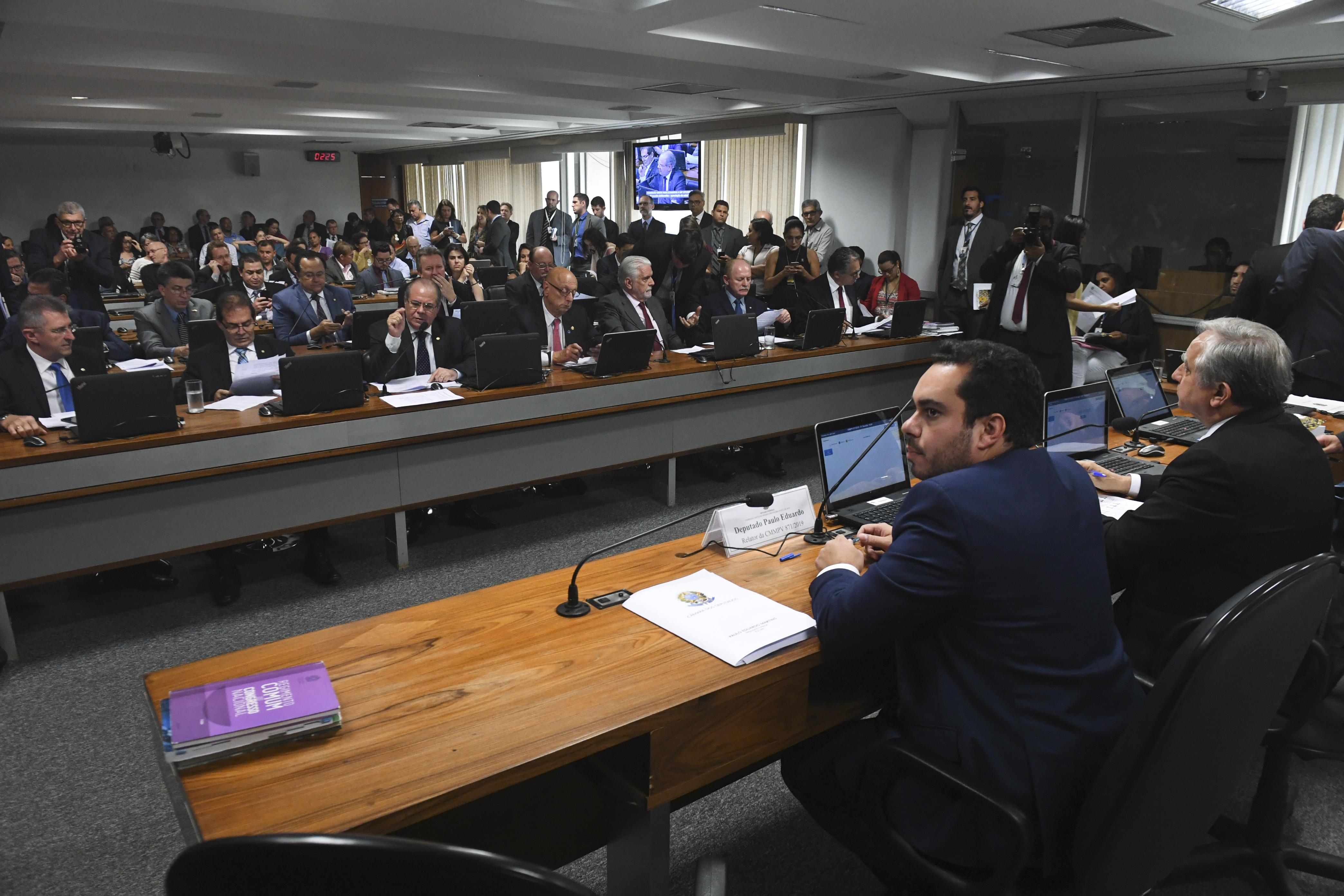 Comissão Mista da Medida Provisória  871/19