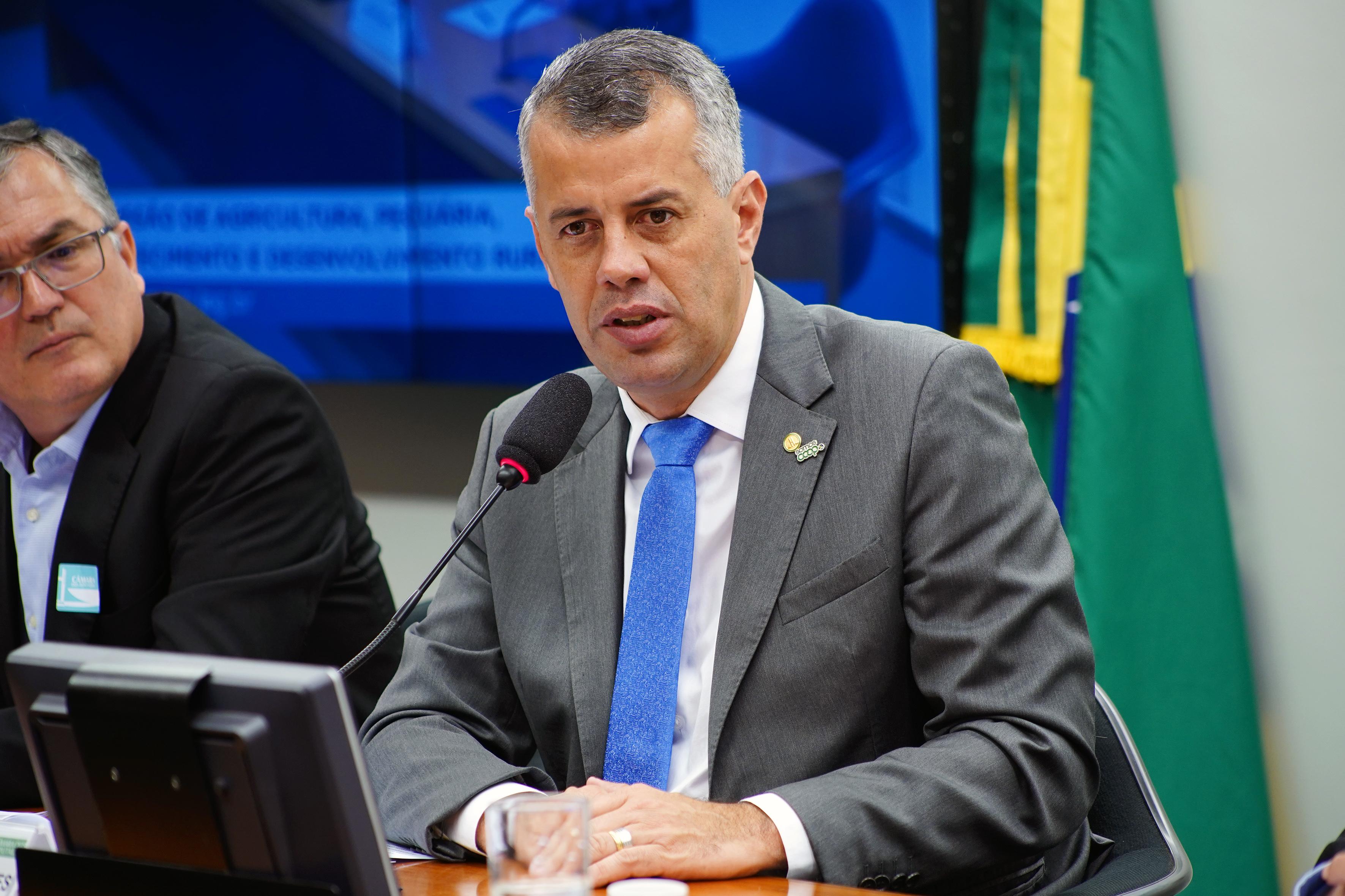 Audiência pública sobre a política de preços mínimos de café. Dep. Evair Vieira de Melo (PP-ES)
