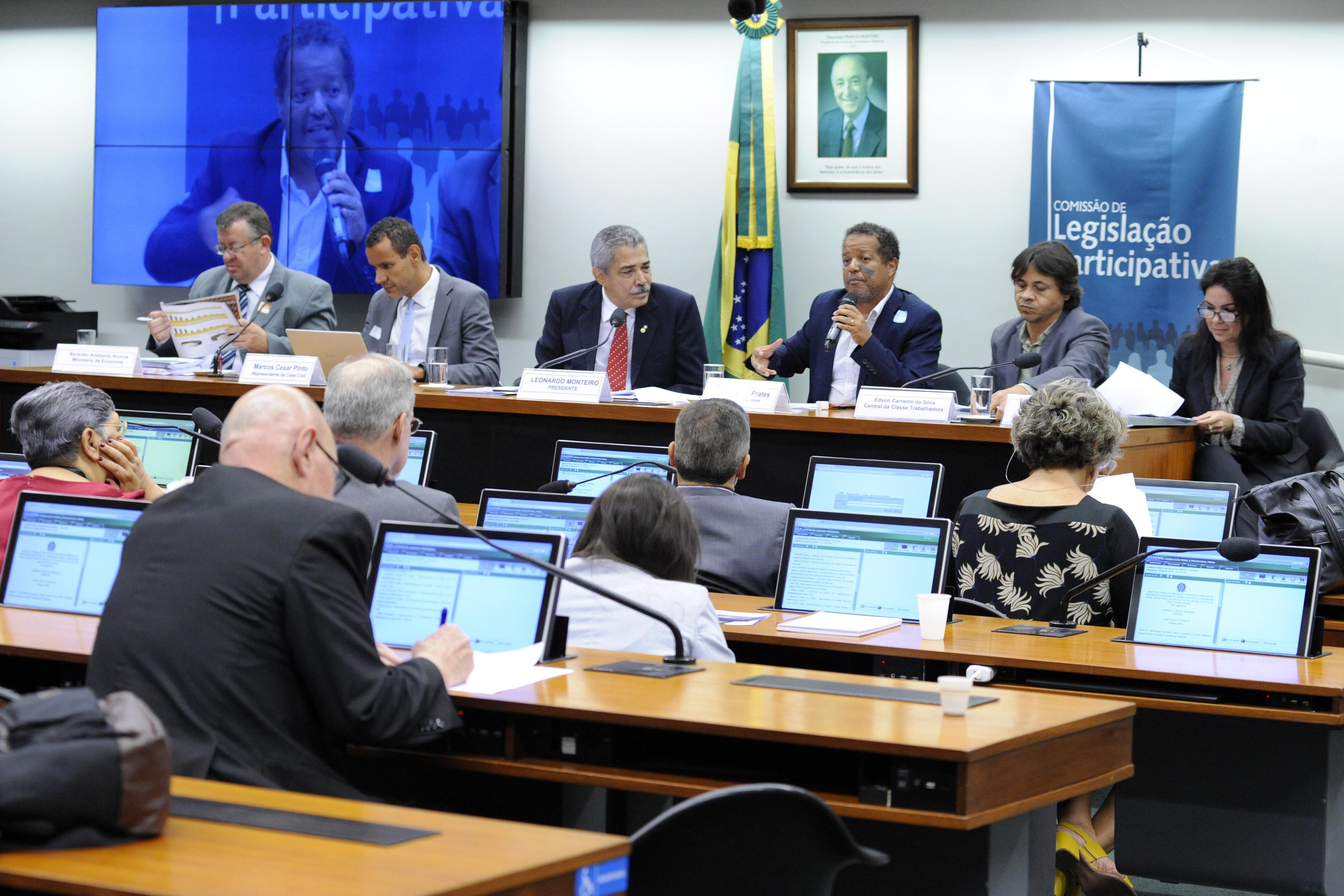 Audiência pública sobre Benefícios Previdenciários (MP 871/19) e Contribuição Sindical (MP 873/2019)