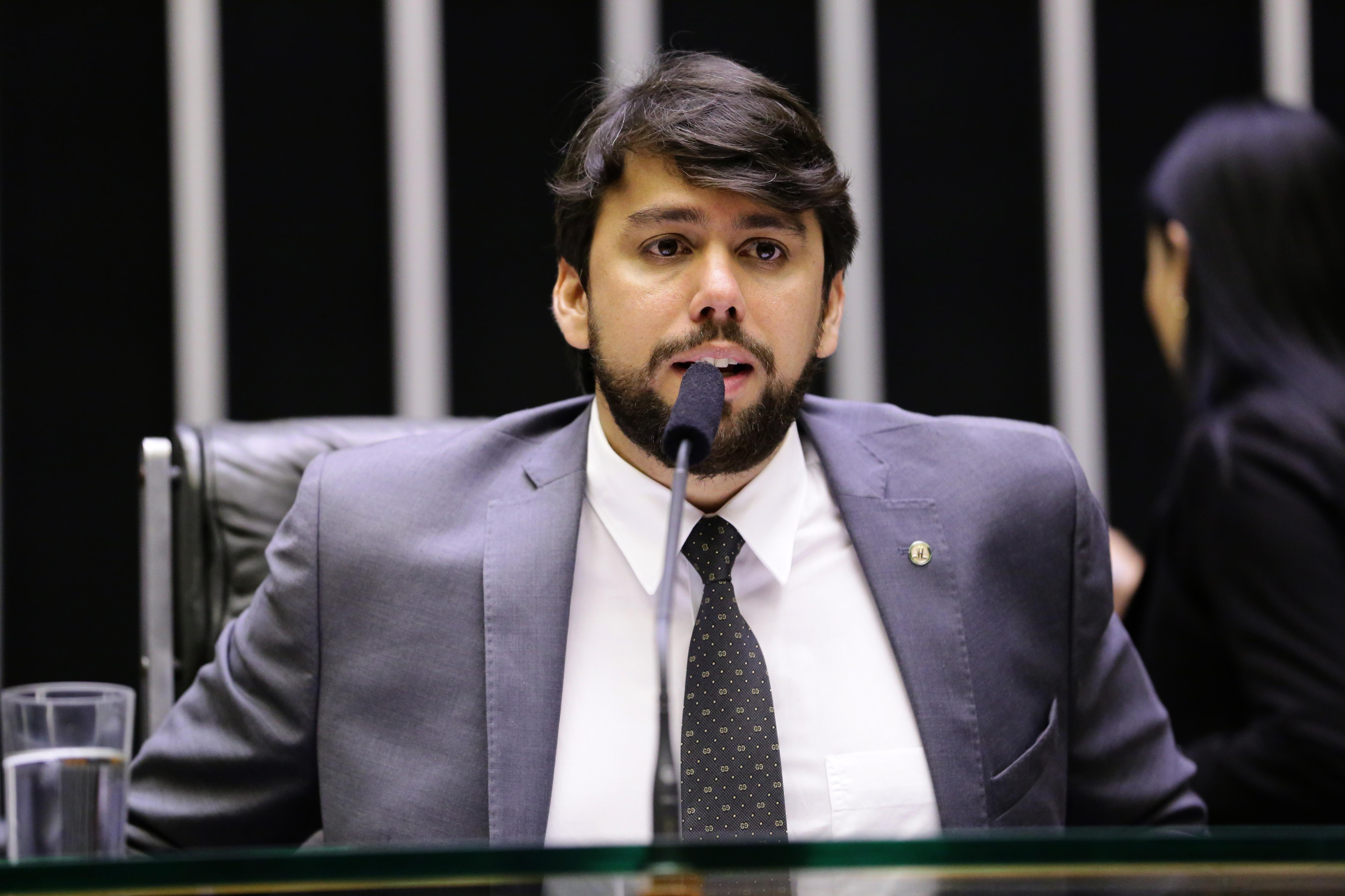 Sessão Solene em homenagem aos 74 Anos de Criação do Partido Trabalhista Brasileiro - PTB. Dep. Pedro Lucas Fernandes (PTB-MA)