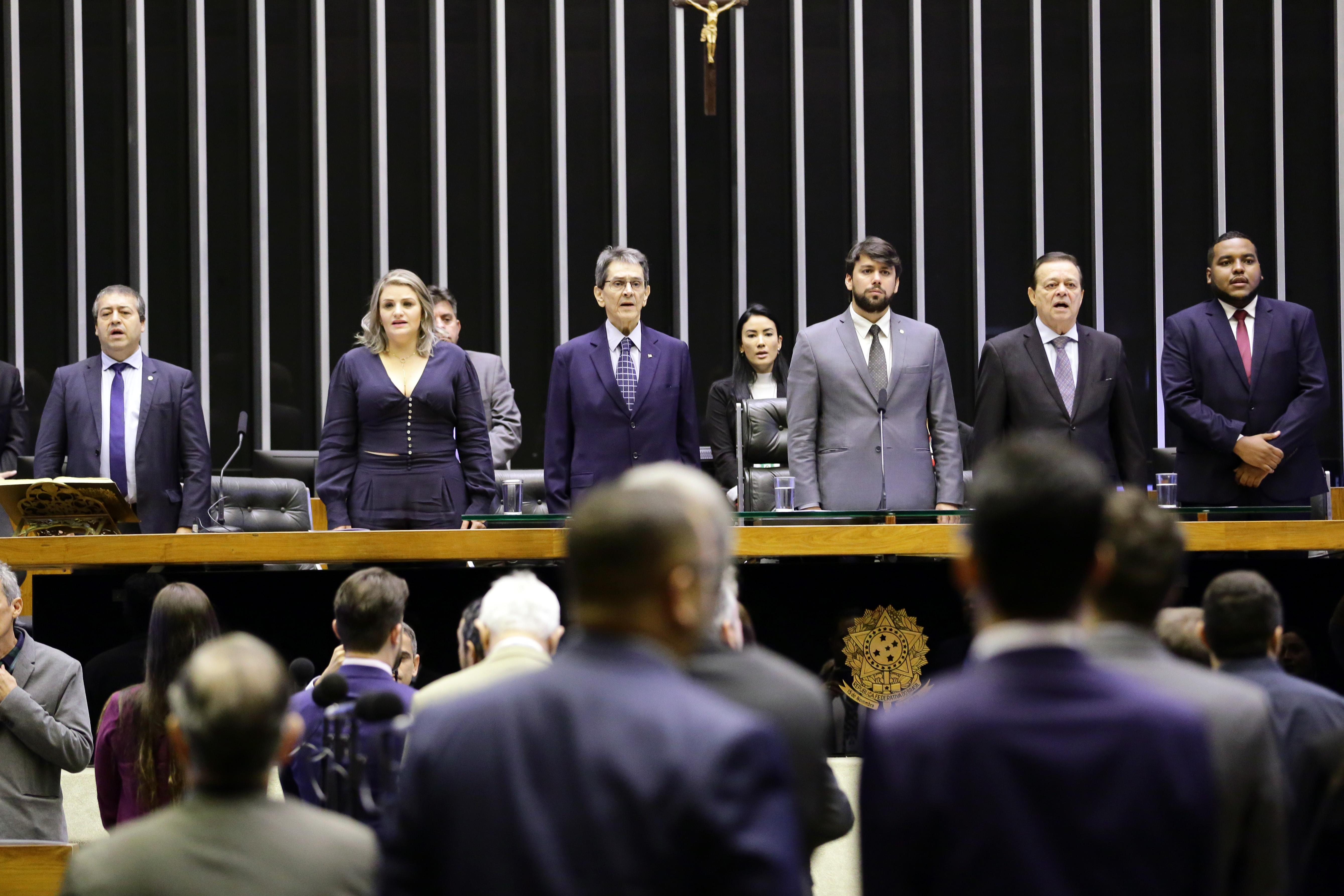 Sessão Solene em homenagem aos 74 Anos de Criação do Partido Trabalhista Brasileiro - PTB