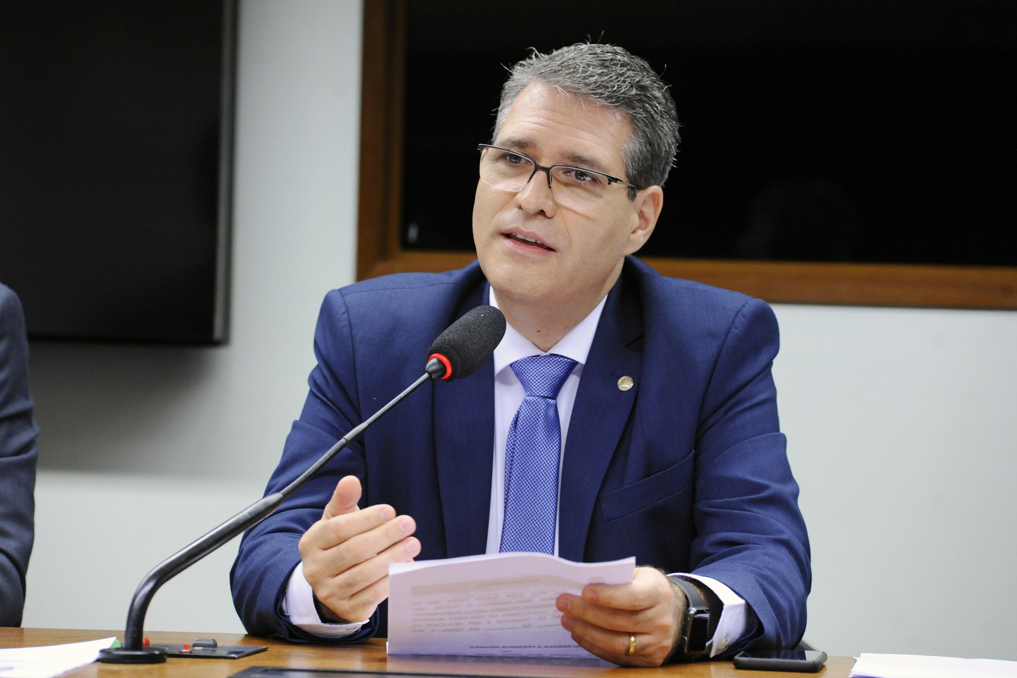 Subcomissão Especial Cidades Inteligentes 2019. Dep. Francisco Jr. (PSD-GO)