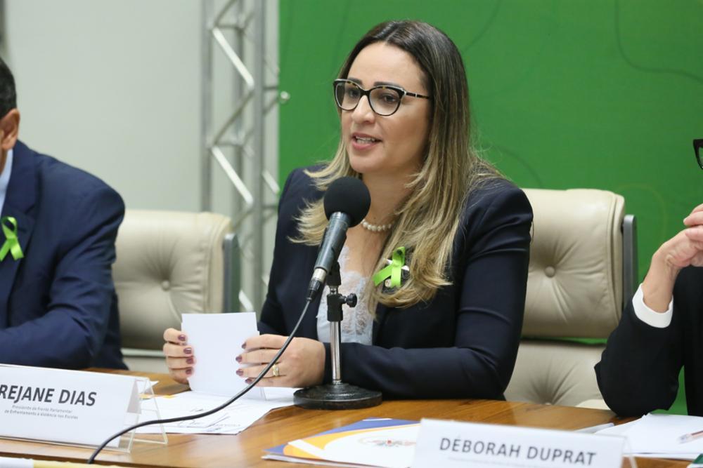 Lançamento da Frente e elaboração do plano de trabalho. Dep. Rejane Dias (PT-PI)