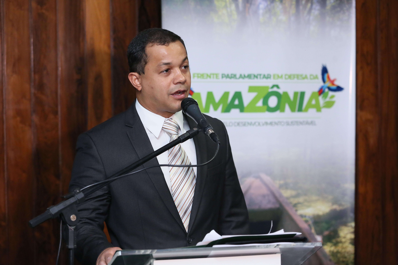 Lançamento da Frente. Dep. Delegado Pablo (PS -AM)