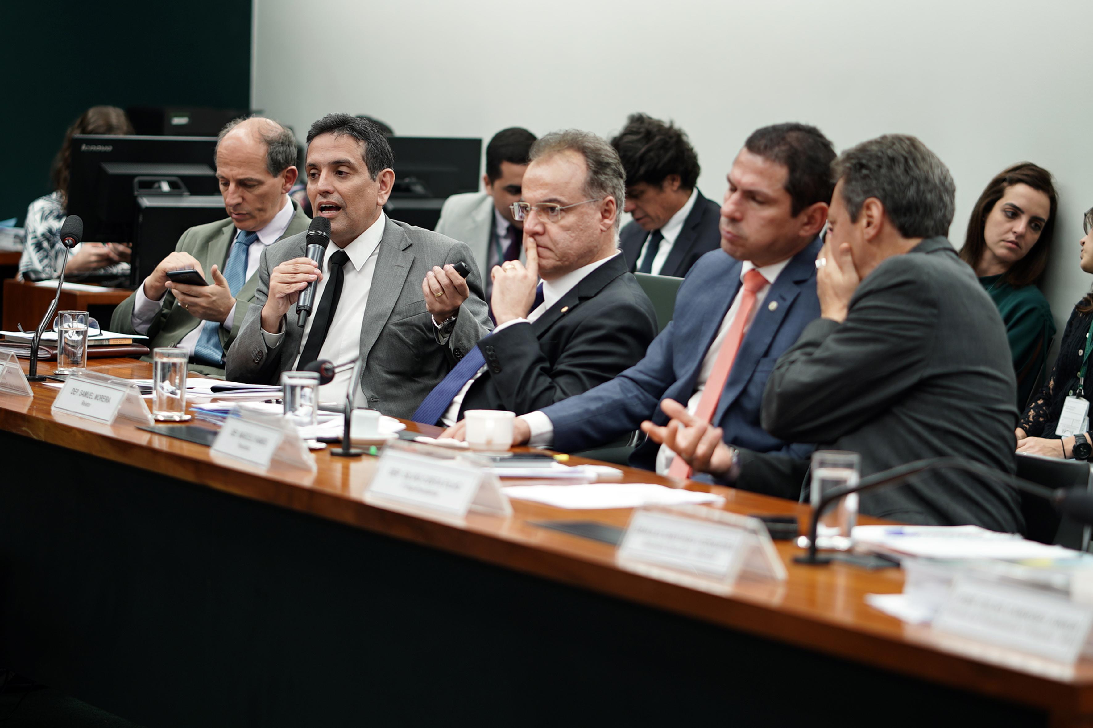 Audiência pública sobre o Regime Geral de Previdência Social (RGPS)