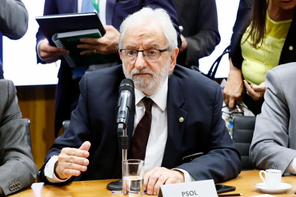 Reunião de líderes. Dep. Ivan Valente (PSOL - SP)