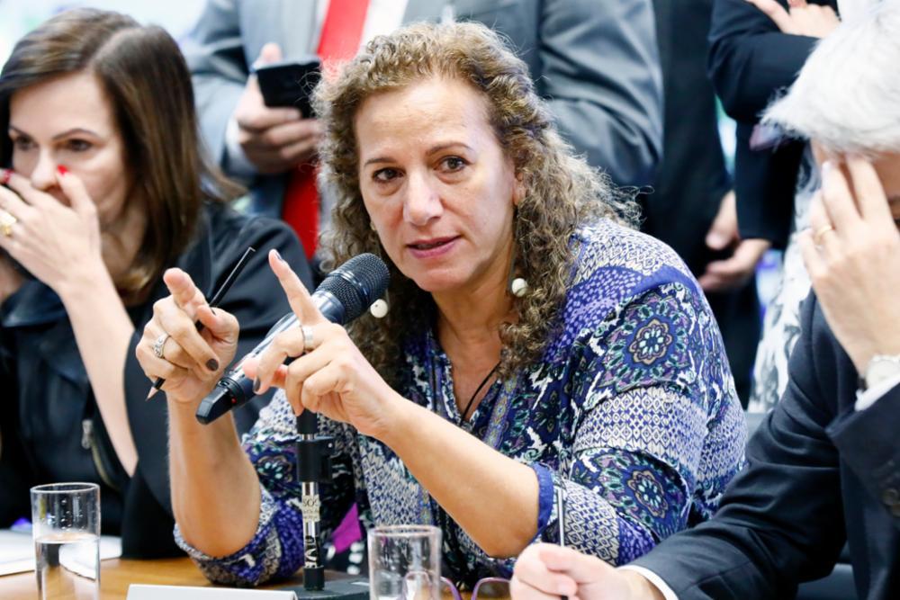 Reunião de líderes. Dep. Jandira Feghali (PCdoB - RJ)