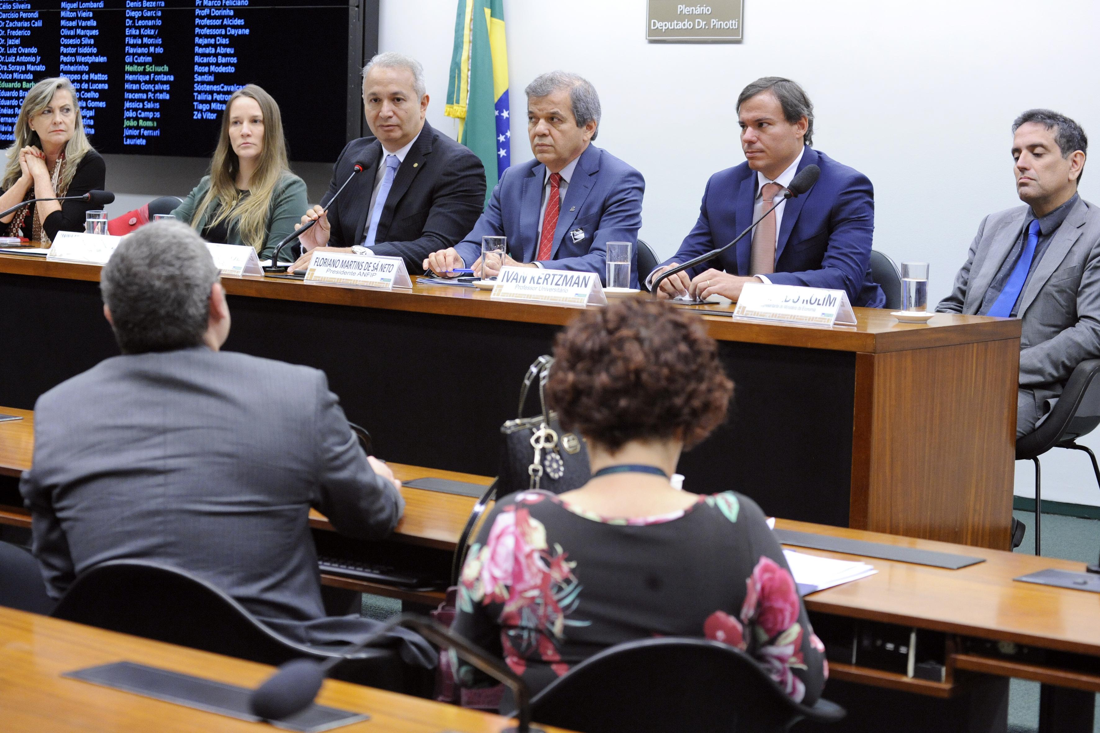 Audiência pública para debater a Reforma da Previdência - PEC 006/2019