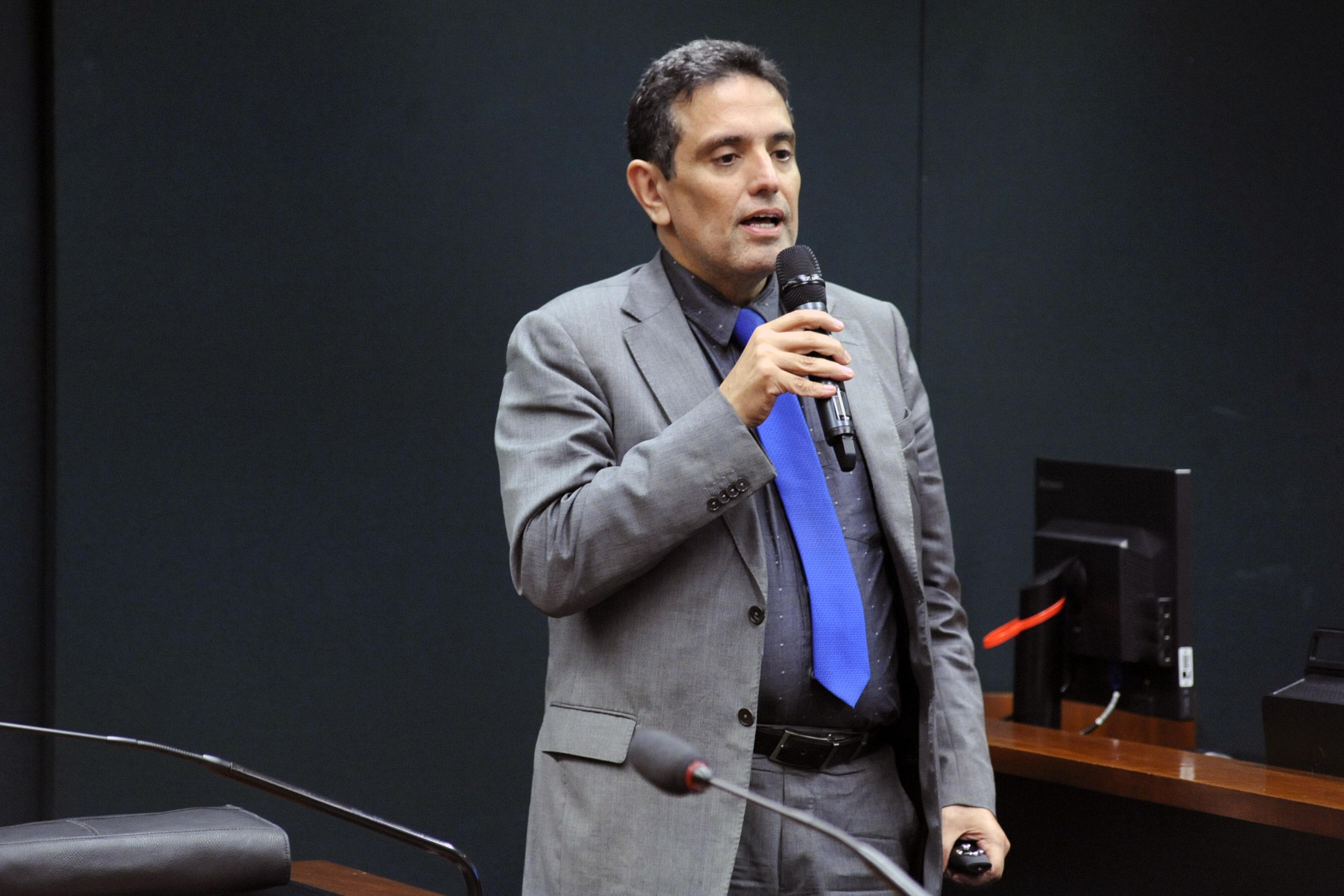 Audiência pública para debater a Reforma da Previdência - PEC 006/2019. Ministério da Economia, Leonardo Rolim