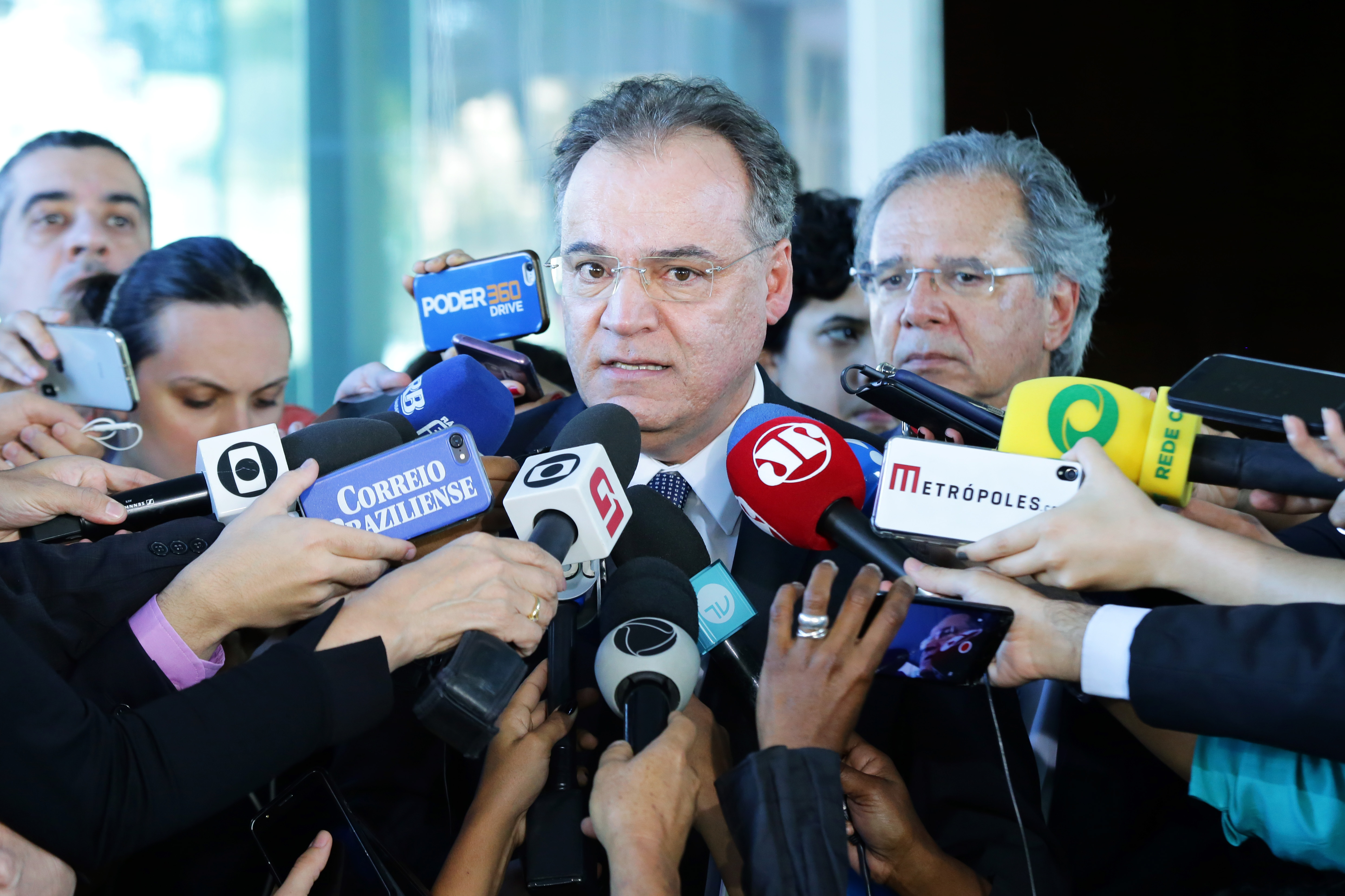 reforma da Previdência pretende apresentar parecer  - Relator da reforma da Previdência, dep. Samuel Moreira (PSDB - SP)