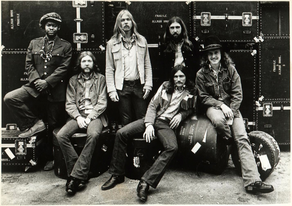 Memória do Rock, 25/05/2019 - The Allman Brothers Band in 1969