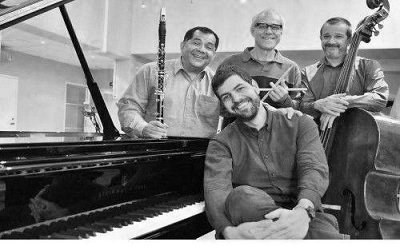 Baterista Tutty Moreno, baixista Rodolfo Stroeter, pianista André Mehmari, clarinetista Nailor Proveta