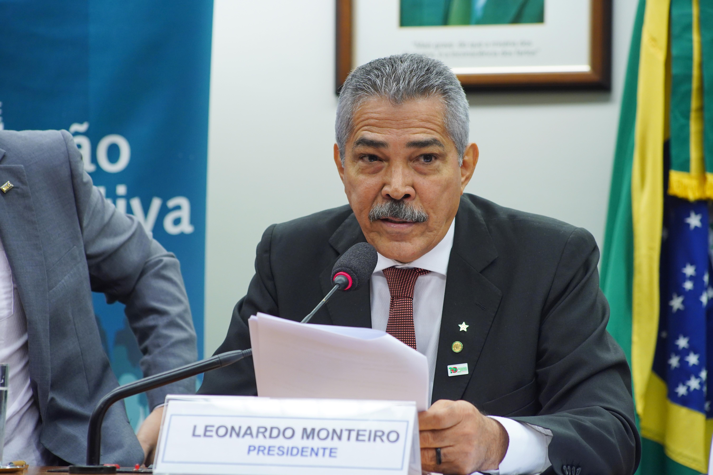 Audiência Pública sobre o Contingenciamento dos Recursos da Educação e os Impactos na Manutenção e Funcionamento das Instituições de Ensino do País. Dep. Leonardo Monteiro (PT-MG)