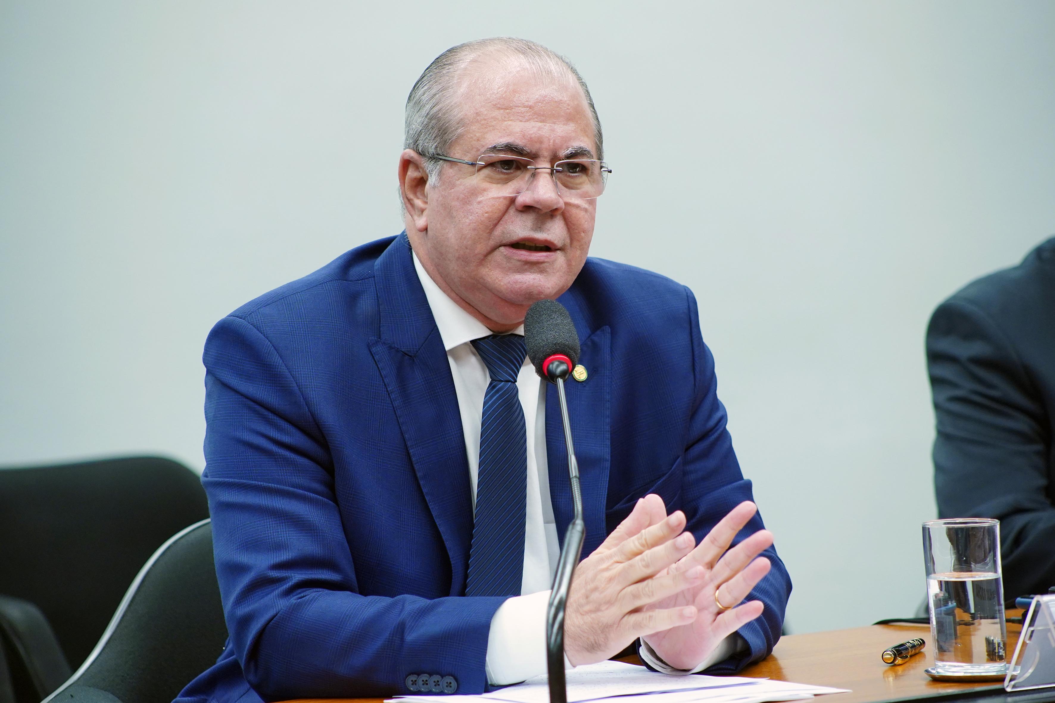Audiência pública sobre as fontes orçamentárias que suportem as dotações constantes do PLN 4/2019 - CN. Dep. Hildo Rocha (MDB-MA)