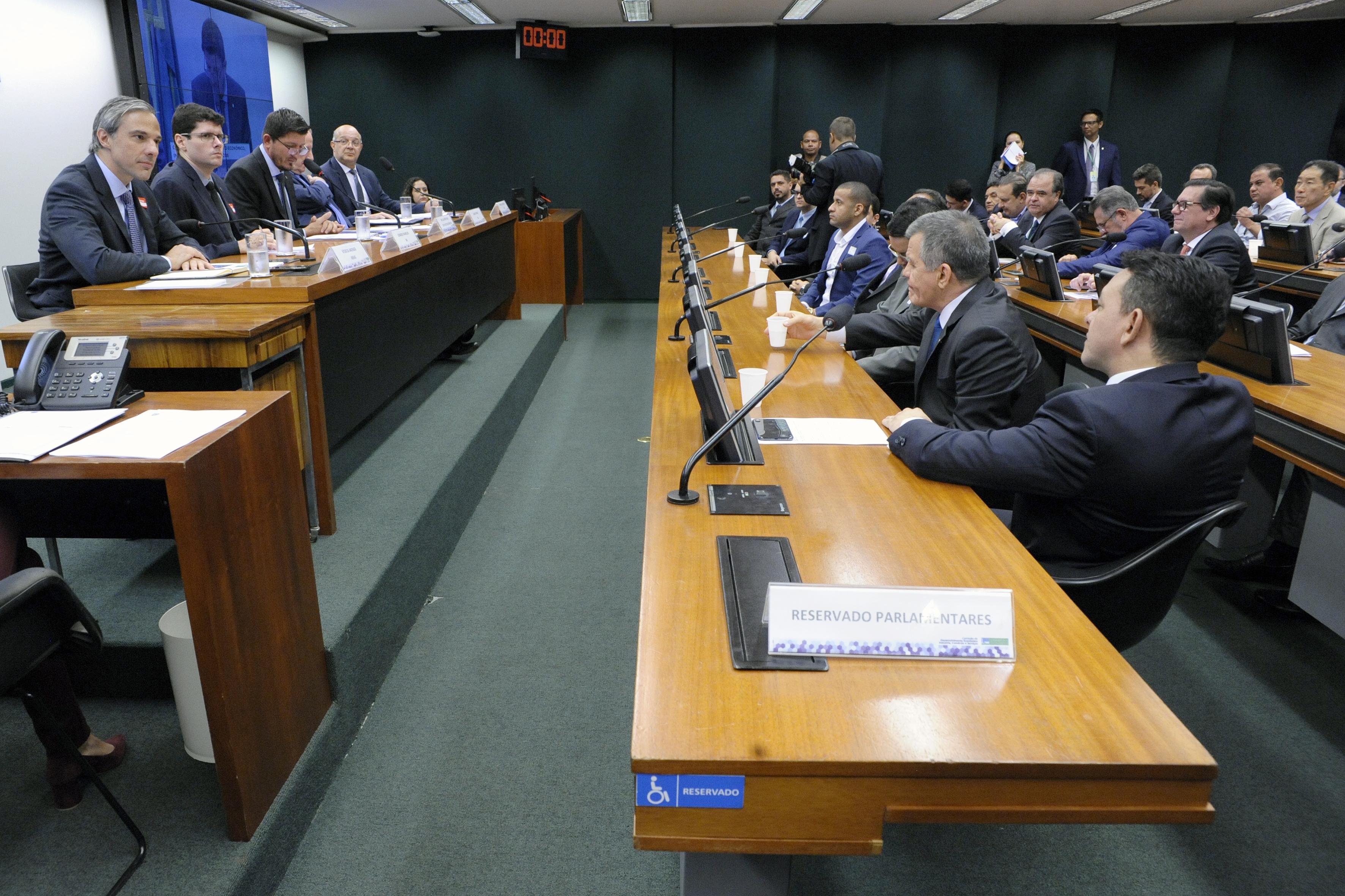 Audiência pública sobre a transparência e os parâmetros da aplicação da multa, do art. 57 do Código de Defesa do Consumidor, ao supermercadista