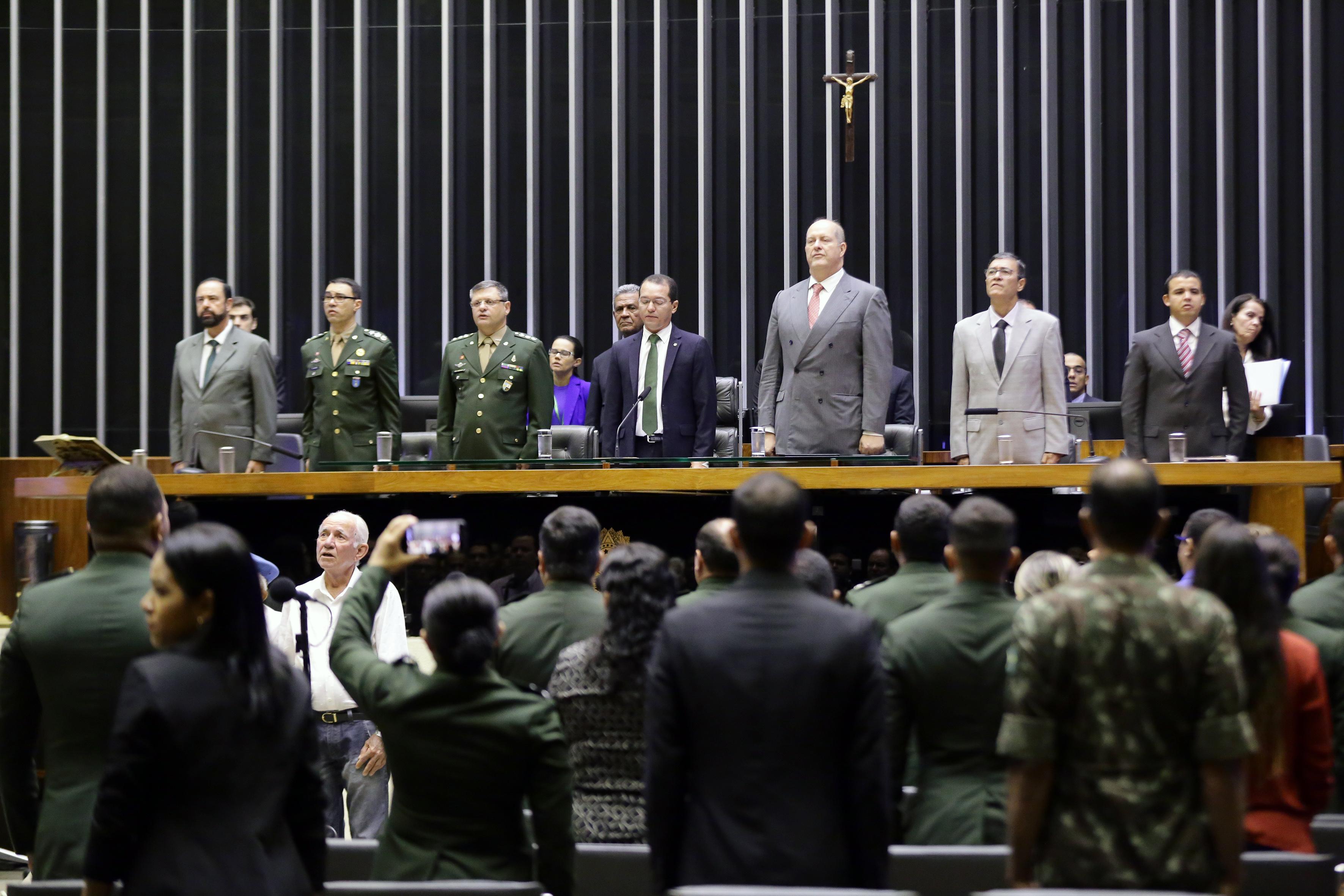Homenagem ao 4º Batalhão de Engenharia e Construção – 4º BEC