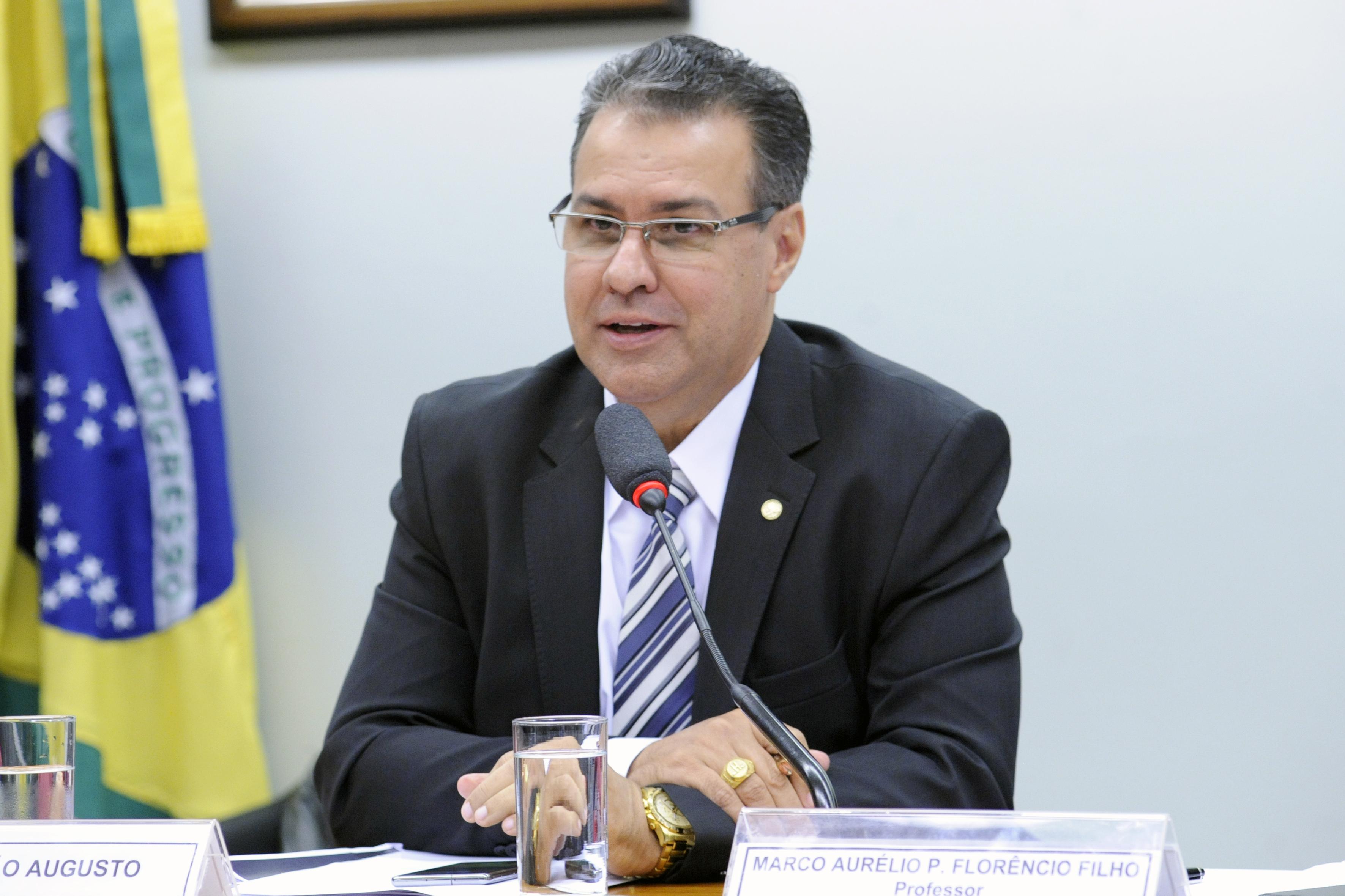 Audiência pública sobre as mudanças na legislação penal e processual penal. Dep. Capitão Augusto (PL-SP)