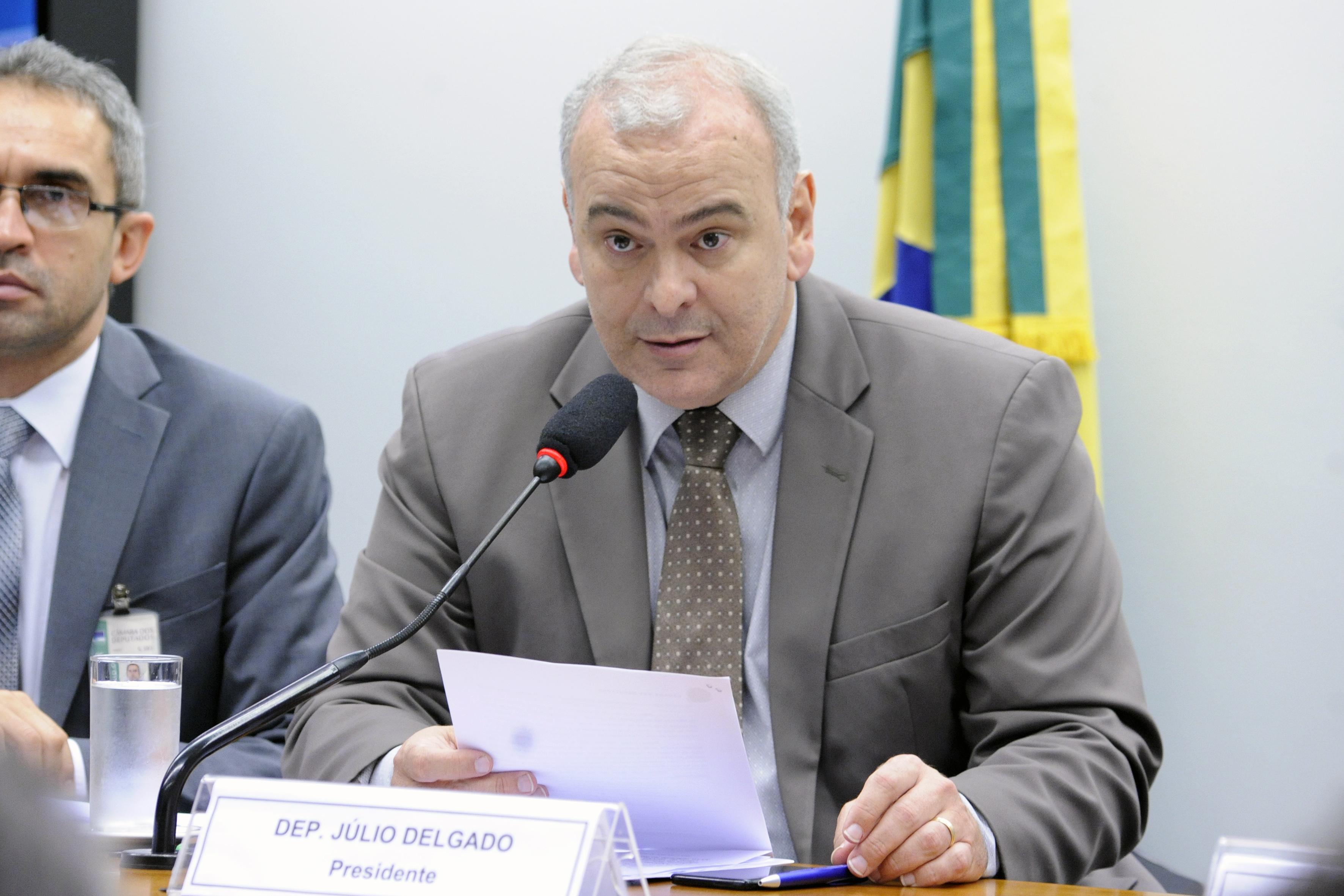 Audiência pública. Dep. Júlio Delgado (PSB-MG)
