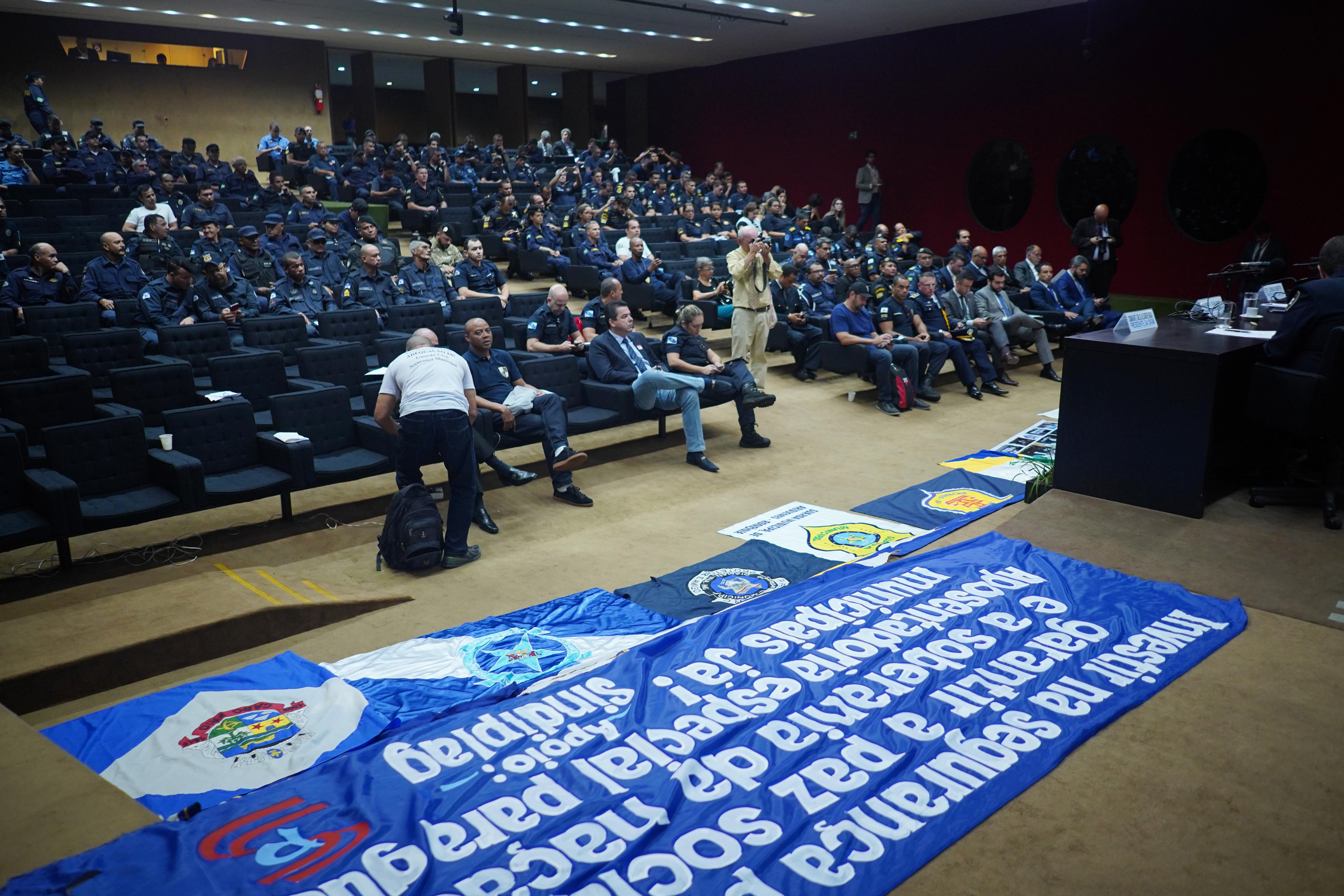 XI Seminário Nacional de Guardas Municipais e Segurança Pública
