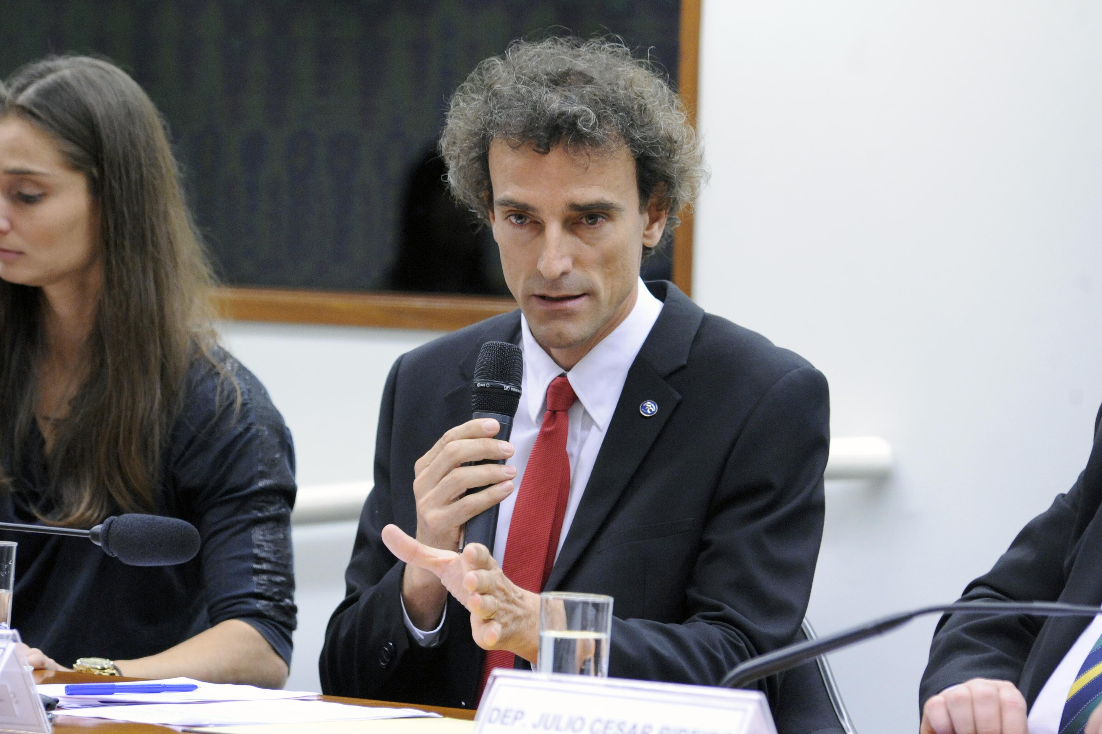 Audiência pública sobre o paradesporto e esportes paralímpicos. Secretaria Especial do Esporte, Emanuel Rego