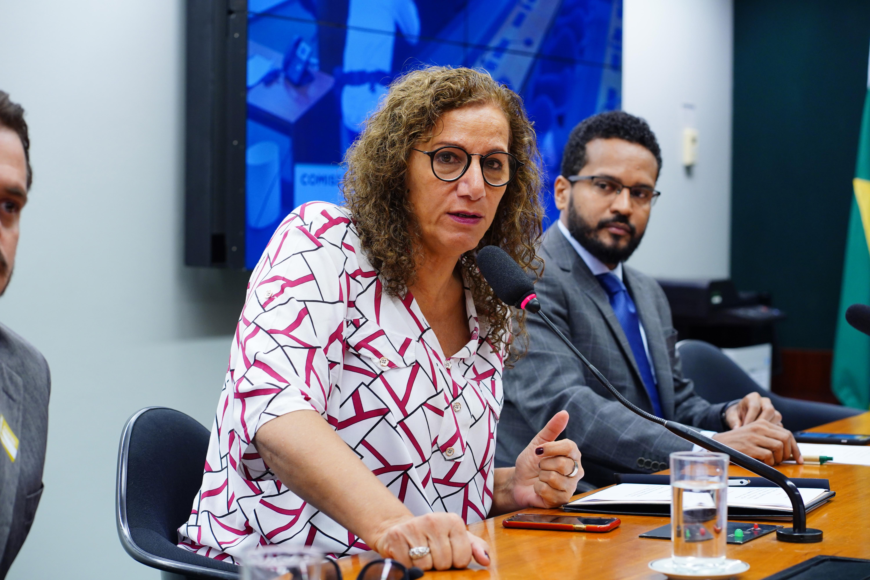Audiência Pública sobre o Papel e a Reativação do Conselho Nacional de Política Cultural (CNPC). Dep. Jandira Feghali (PCdoB-RJ)