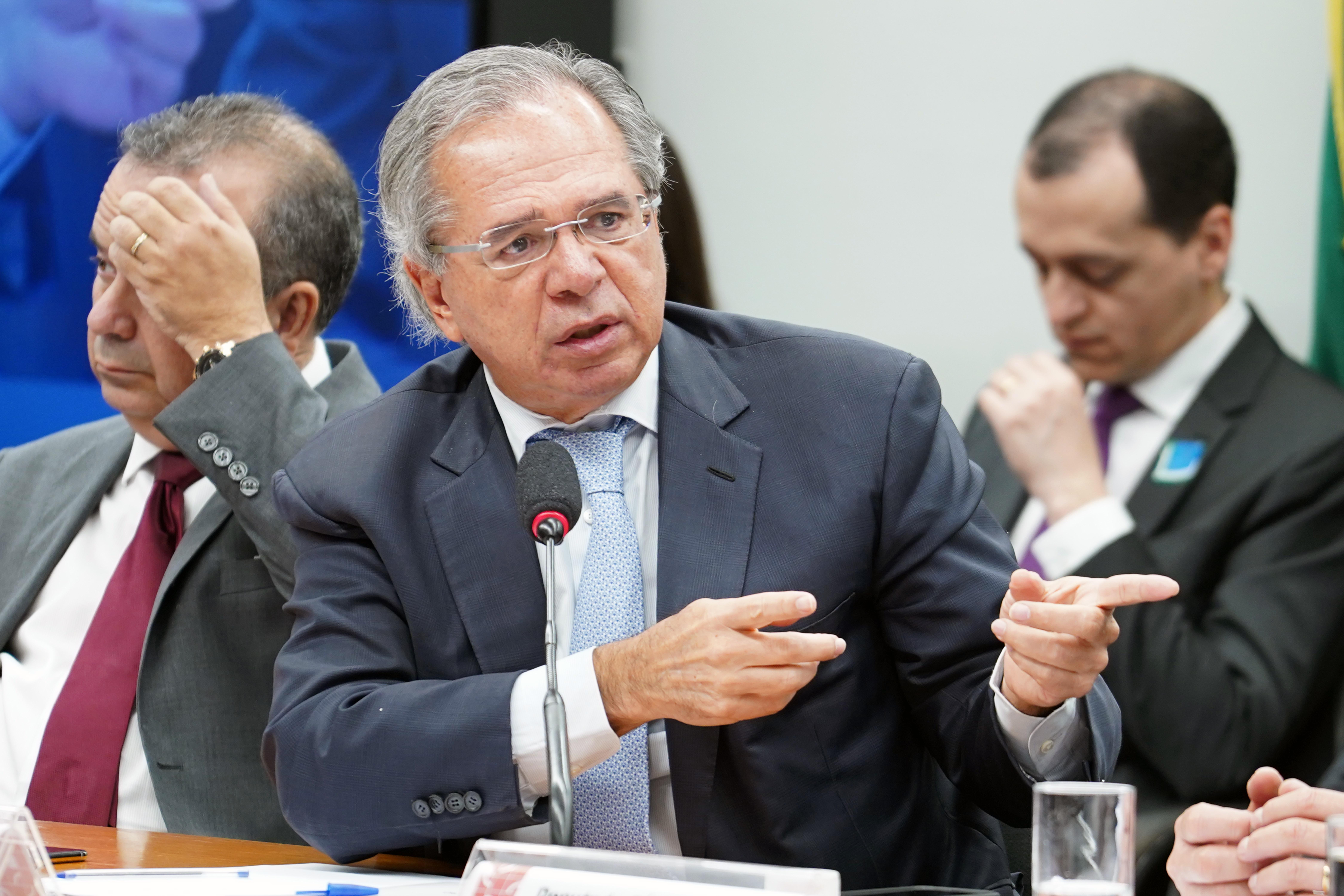 Guedes defende reforma tributária e pacto federativo em sequência à reforma da Previdência