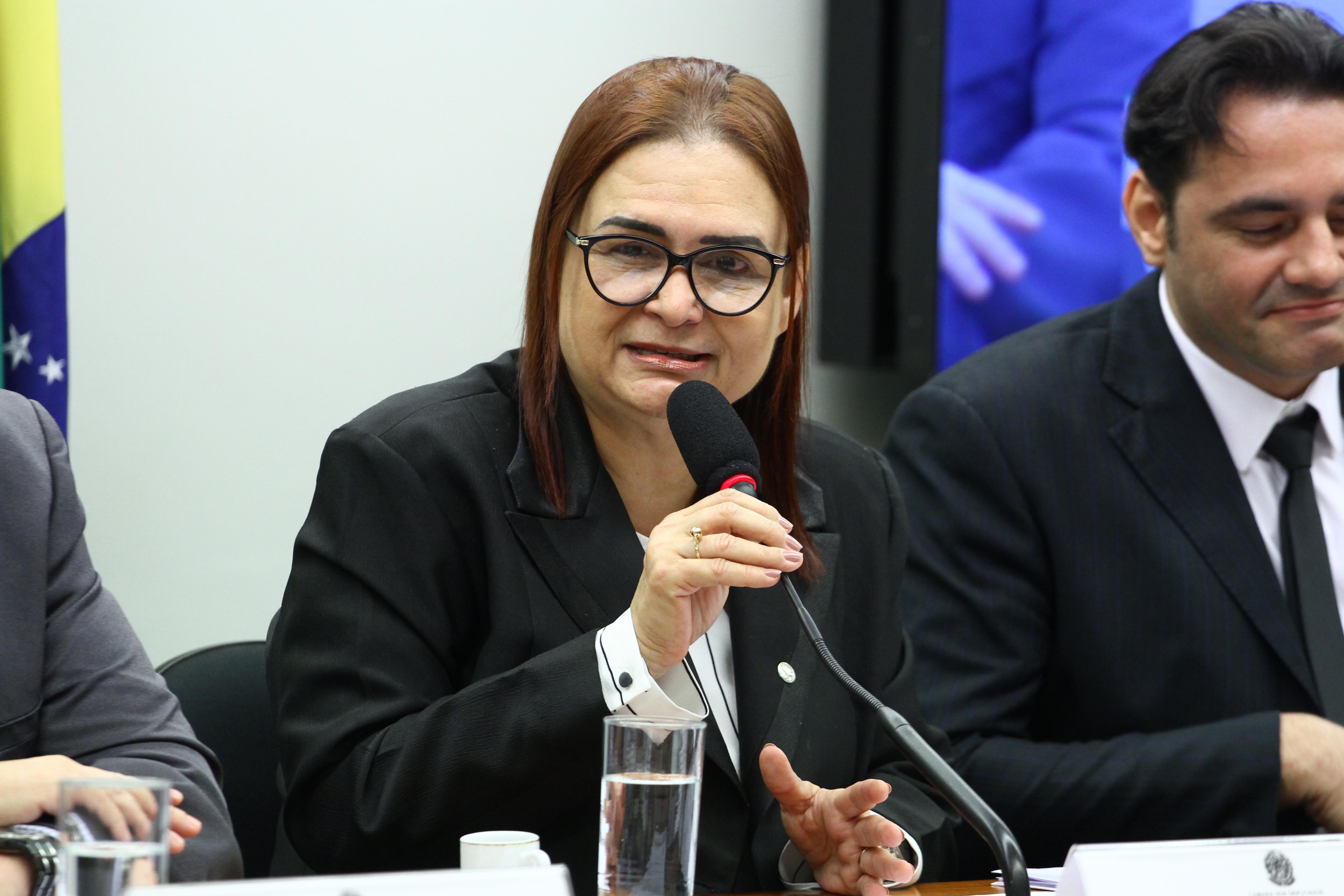 Bloqueio de recursos - Audiência pública sobre as políticas para a educação a distância. Dep. Professora Rosa Neide (PT-MT)