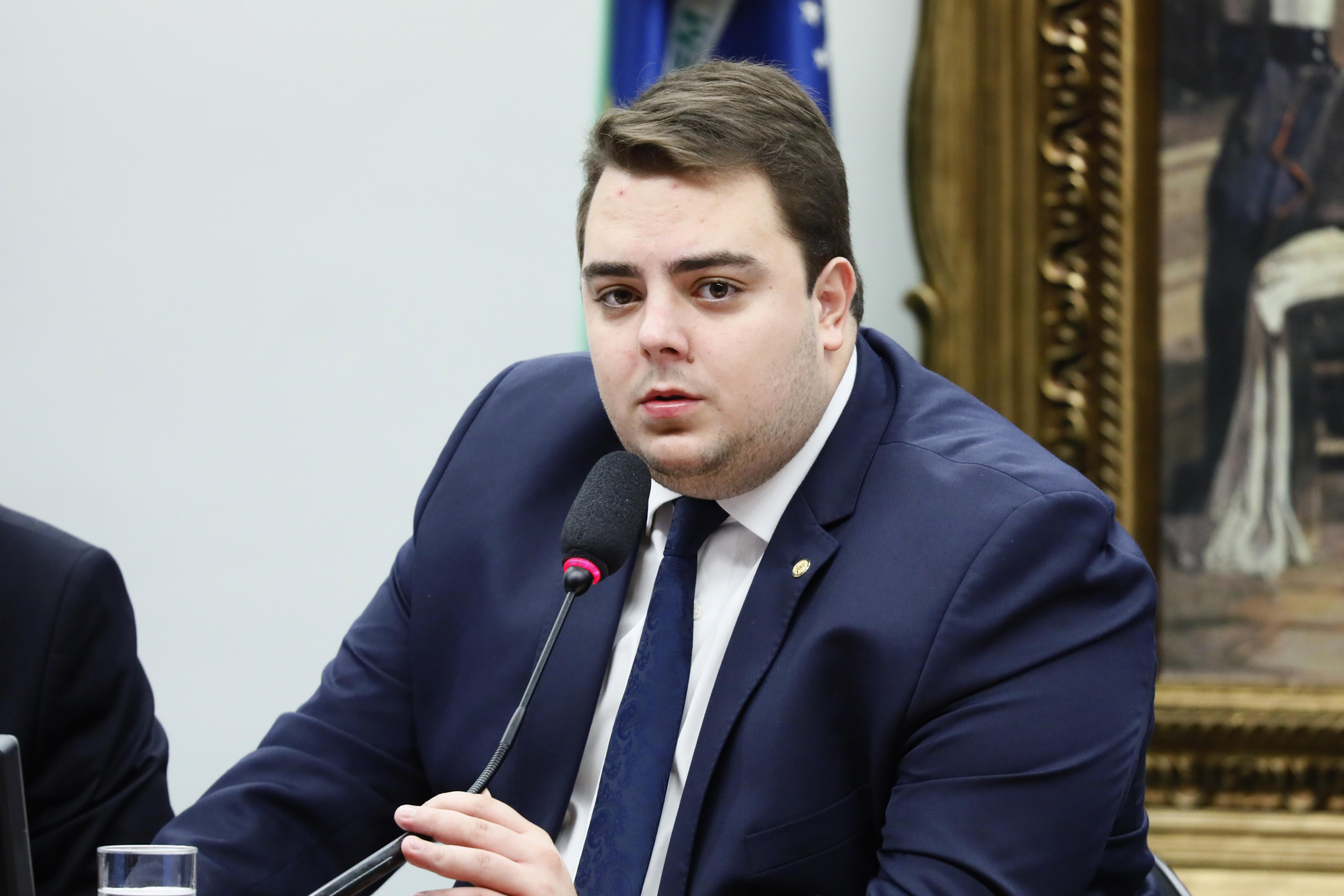 Reunião Ordinária. Dep. Felipe Francischini (PSL-PR)