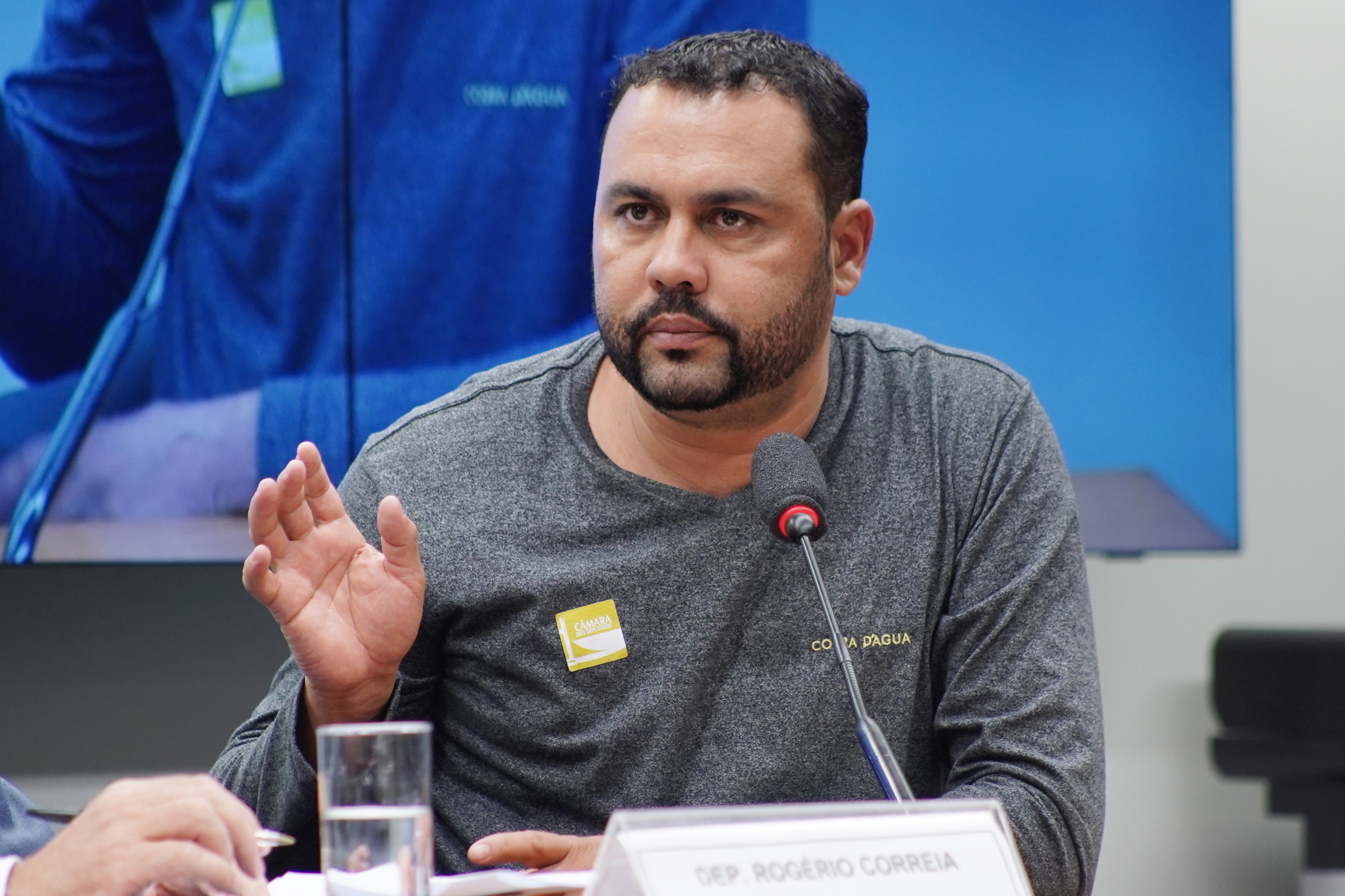 Audiência Pública para tomadas de depoimentos: Funcionários da Vale AS. Convidado Funcionário da Vale, Fernando Henrique Barbosa