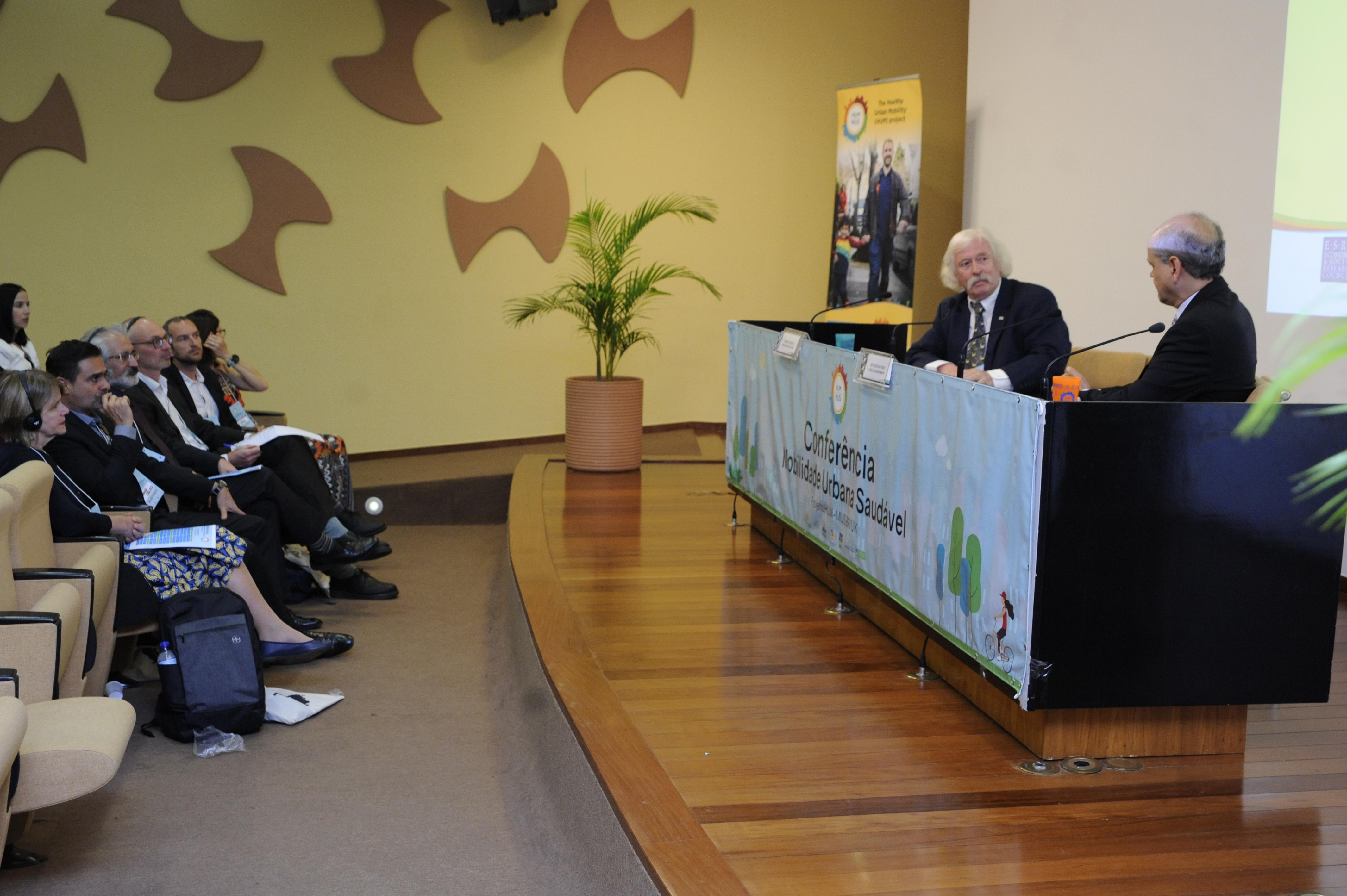 Conferência Mobilidade Urbana Saudável (Comissão de Desenvolvimento Urbano)
