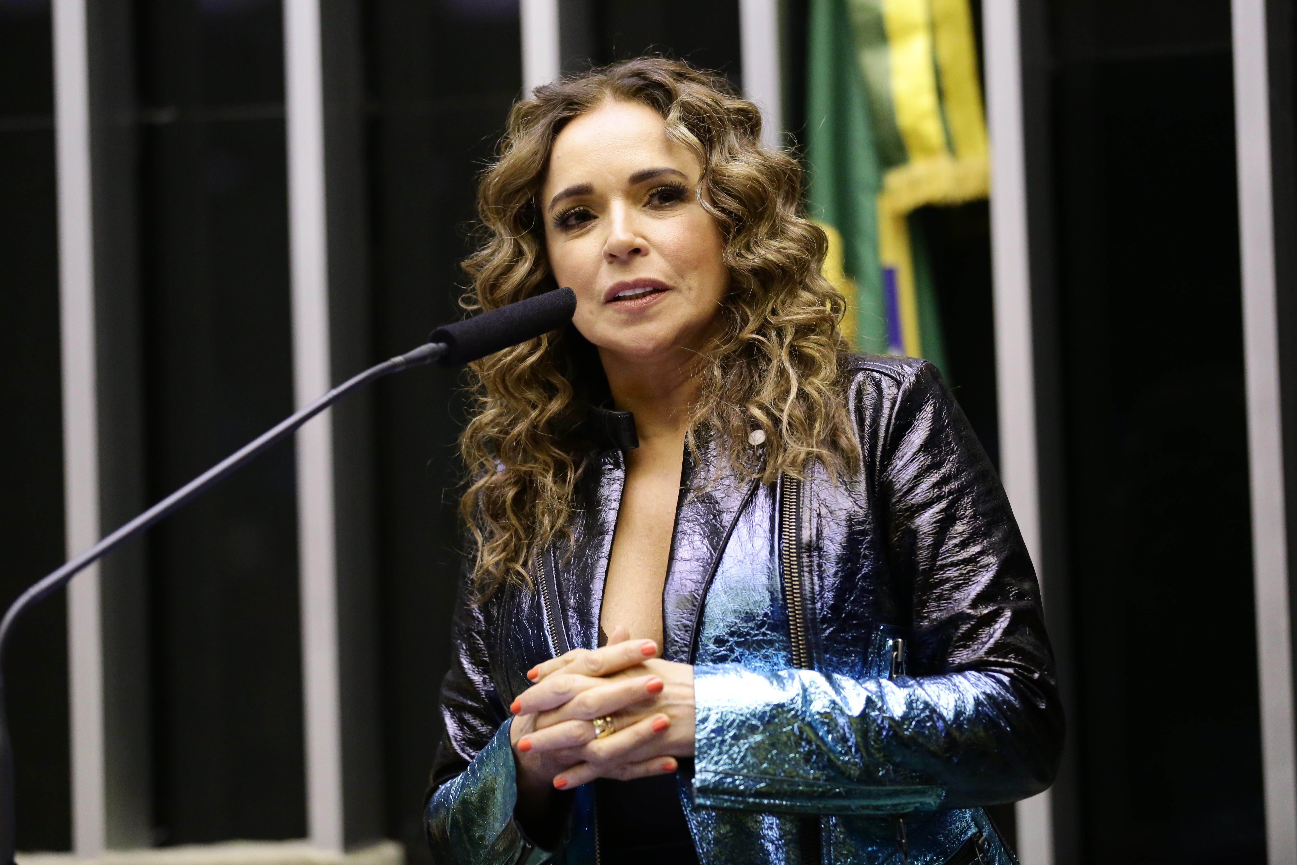 Homenagem ao Cinquentenário do Levante de Stonewall. Cantora e Embaixadora do Fundo das Nações Unidas para a Infância, Senhora Daniela Mercury Verçosa