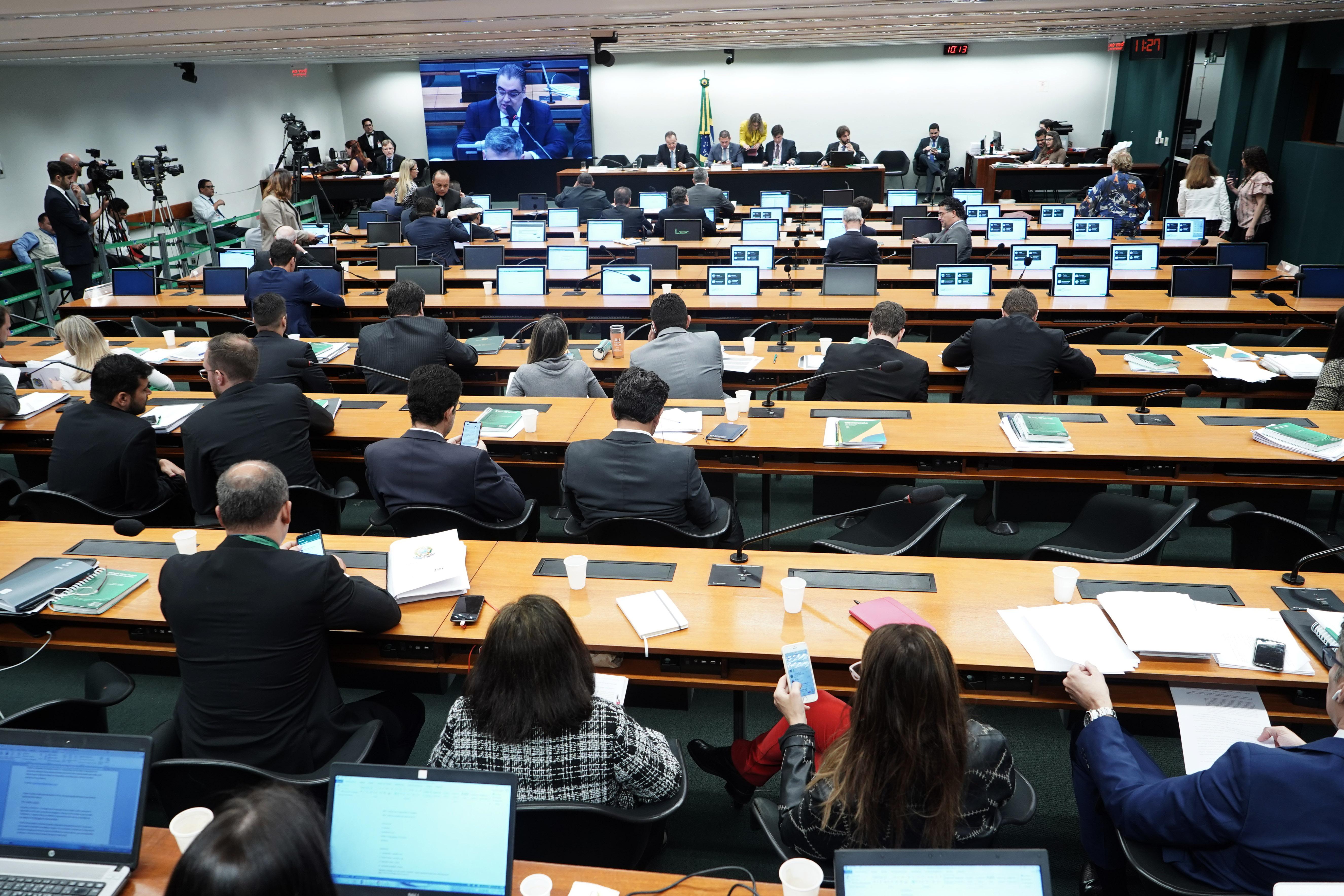 Reunião Ordinária para discussão e votação do parecer do relator, dep. Samuel Moreira (PSDB/SP)