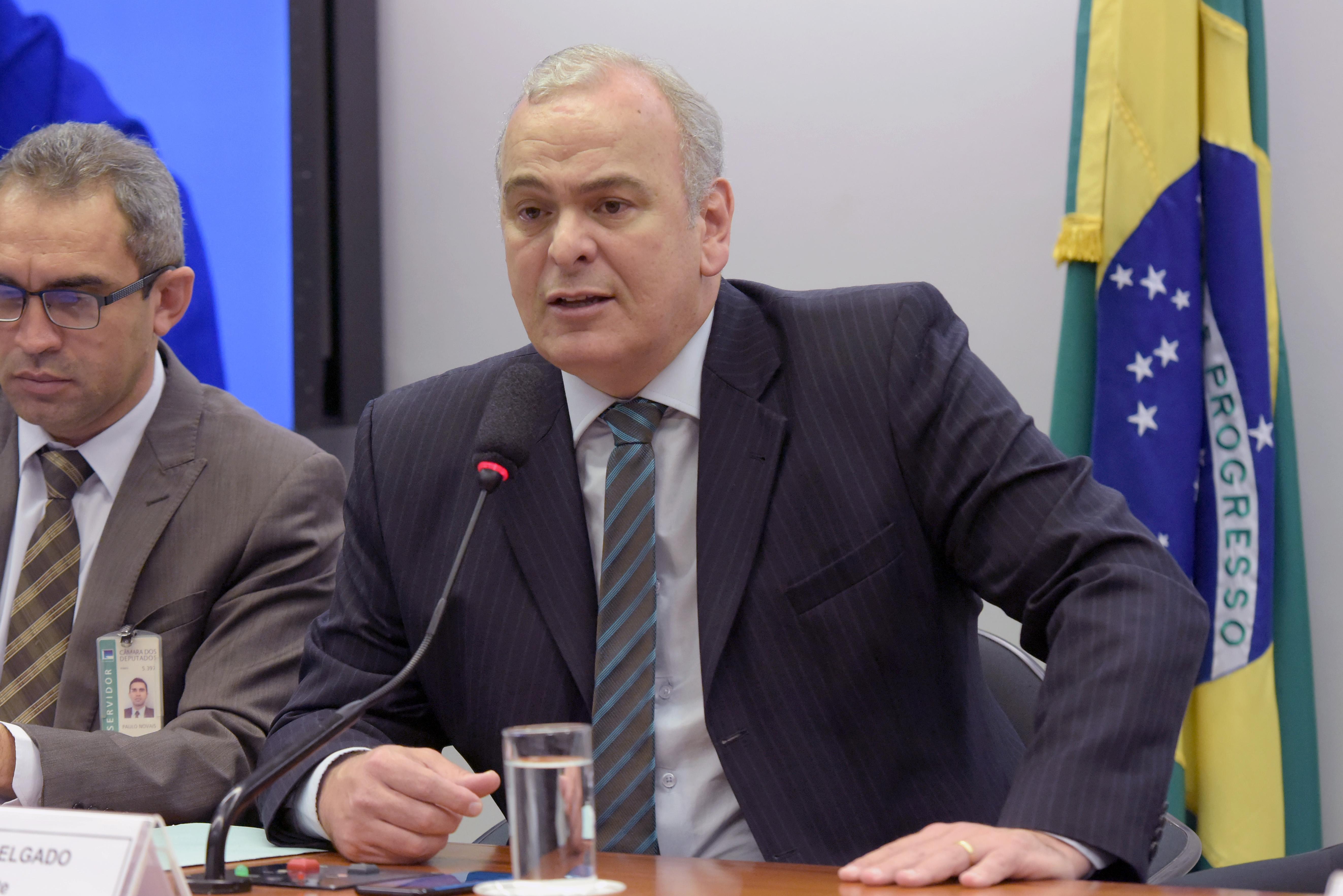 Audiência pública para tomada de depoimentos. Dep. Julio Delgado (PSB - MG)