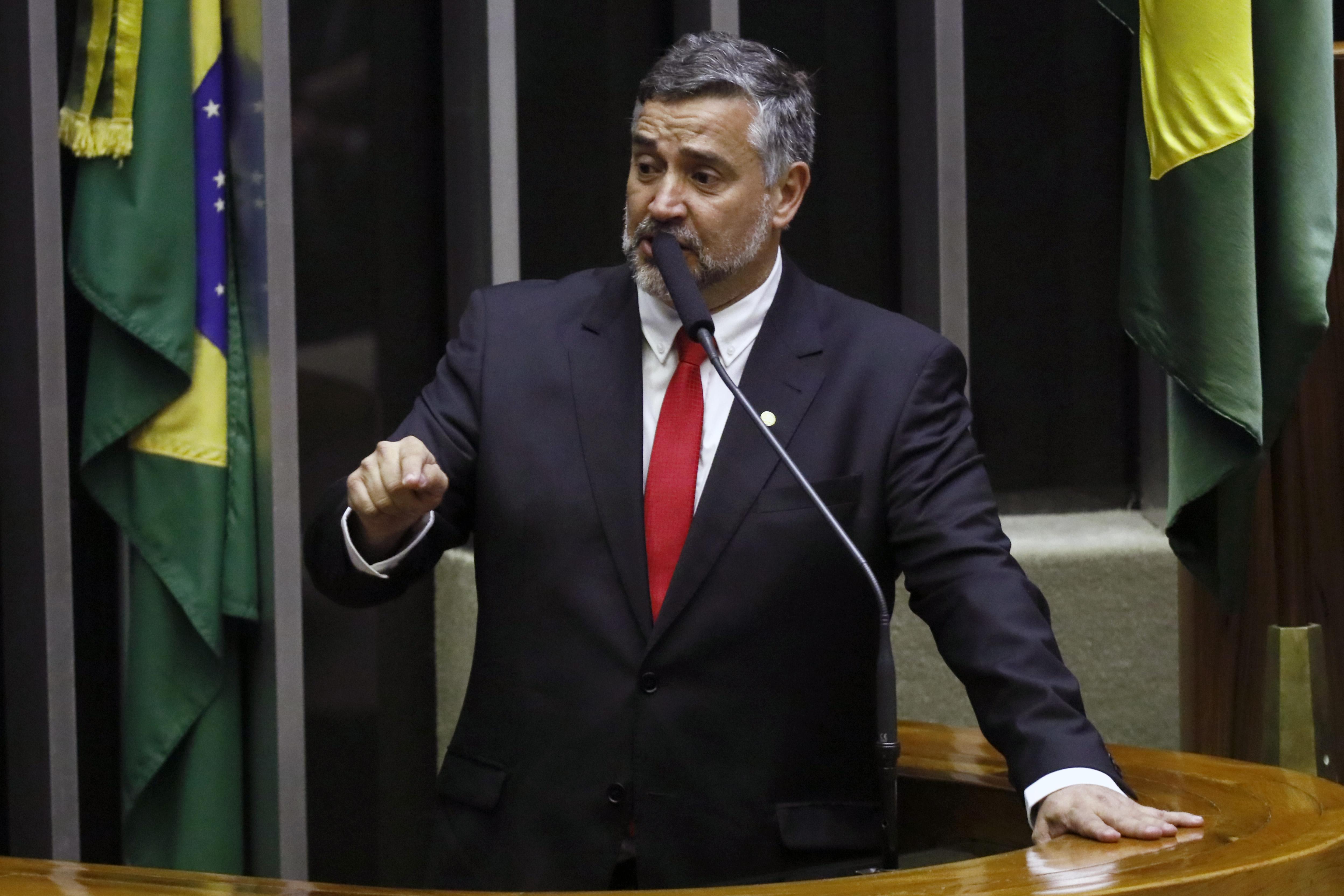 Ordem do dia para discussão e votação de diversos projetos. Dep. Paulo Pimenta (PT - RS)