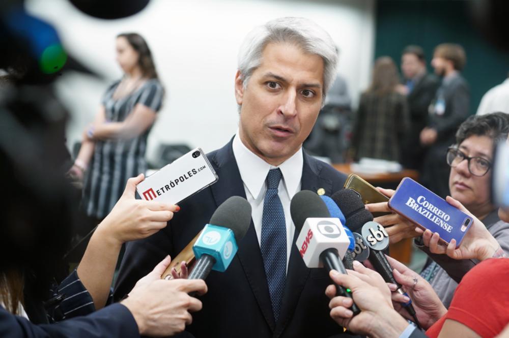 Reunião Ordinária para discussão e votação do parecer do relator, dep. Samuel Moreira (PSDB/SP). Dep. Alessandro Molon (PSB - RJ)