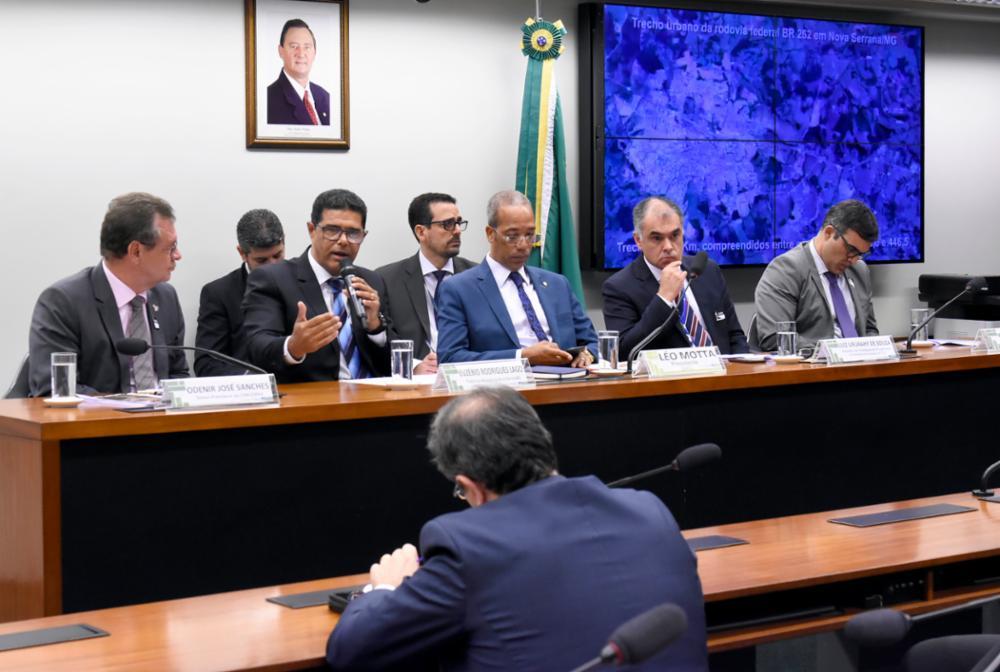 Audiência pública sobre as inexecuções contratuais na concessão rodoviária CONCEBRA