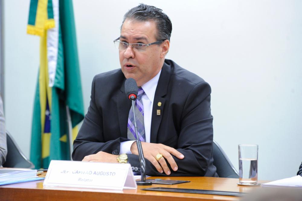 Reunião Ordinária. Dep. Capitão Augusto (PL - SP)