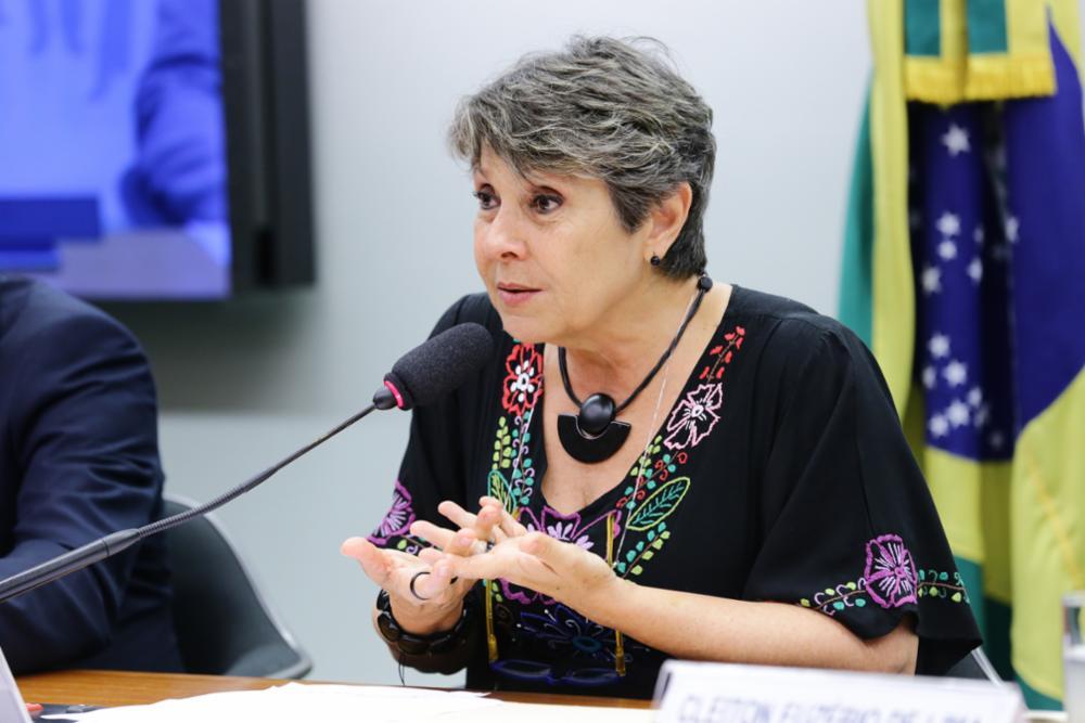 Audiência Pública sobre a política de enfrentamento ao HIV/Aids. Dep. Erika Kokay (PT-DF)