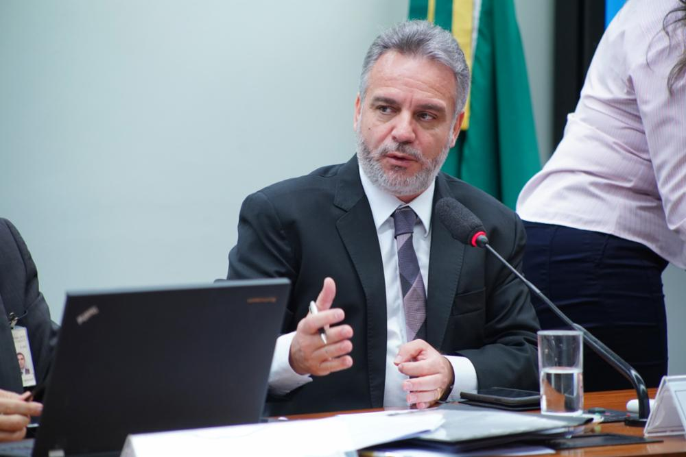 Audiência Pública para tomada de Depoimentos. Dep. Gilberto Abramo (PRB-MG)